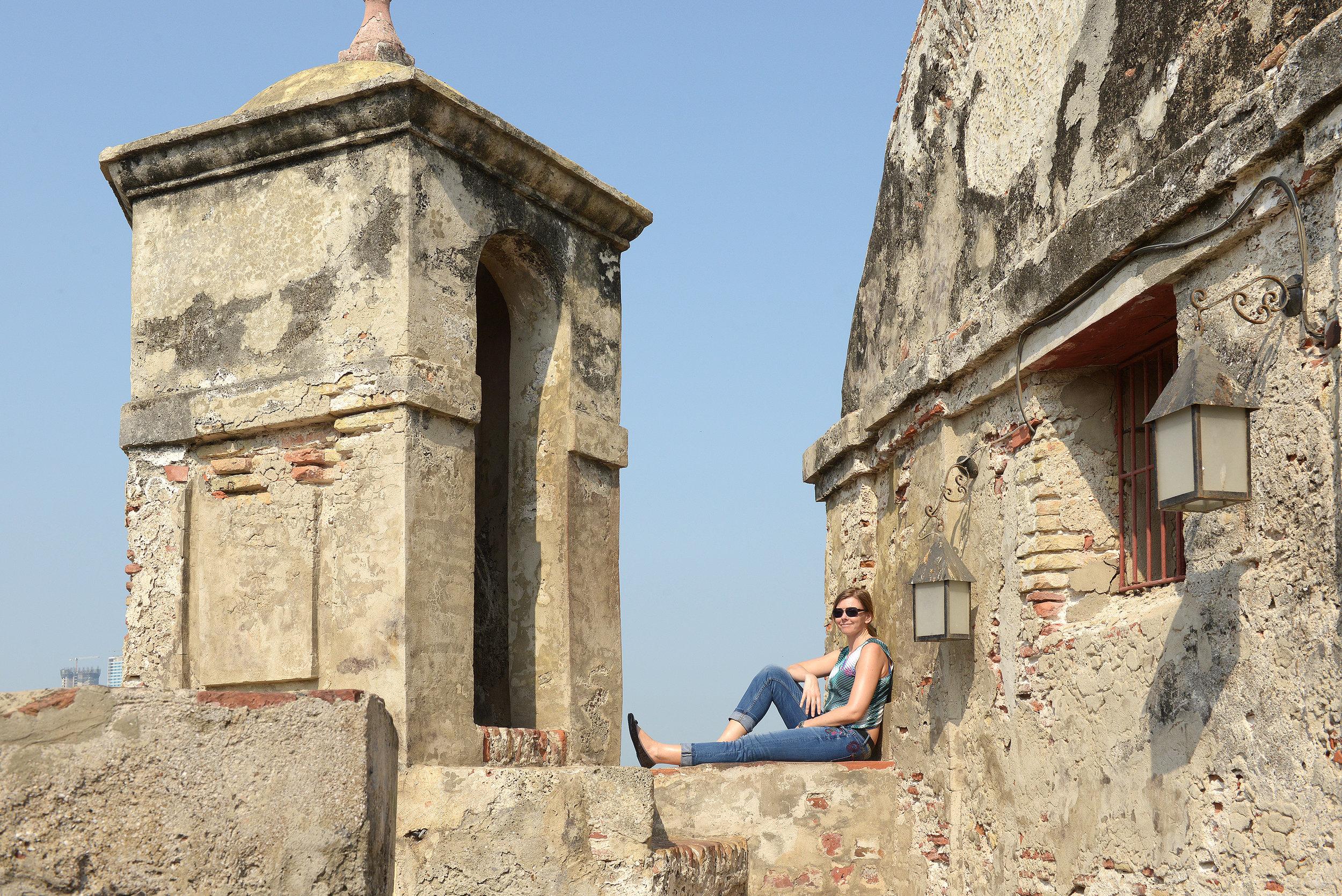 Linnoitus, Cartagena