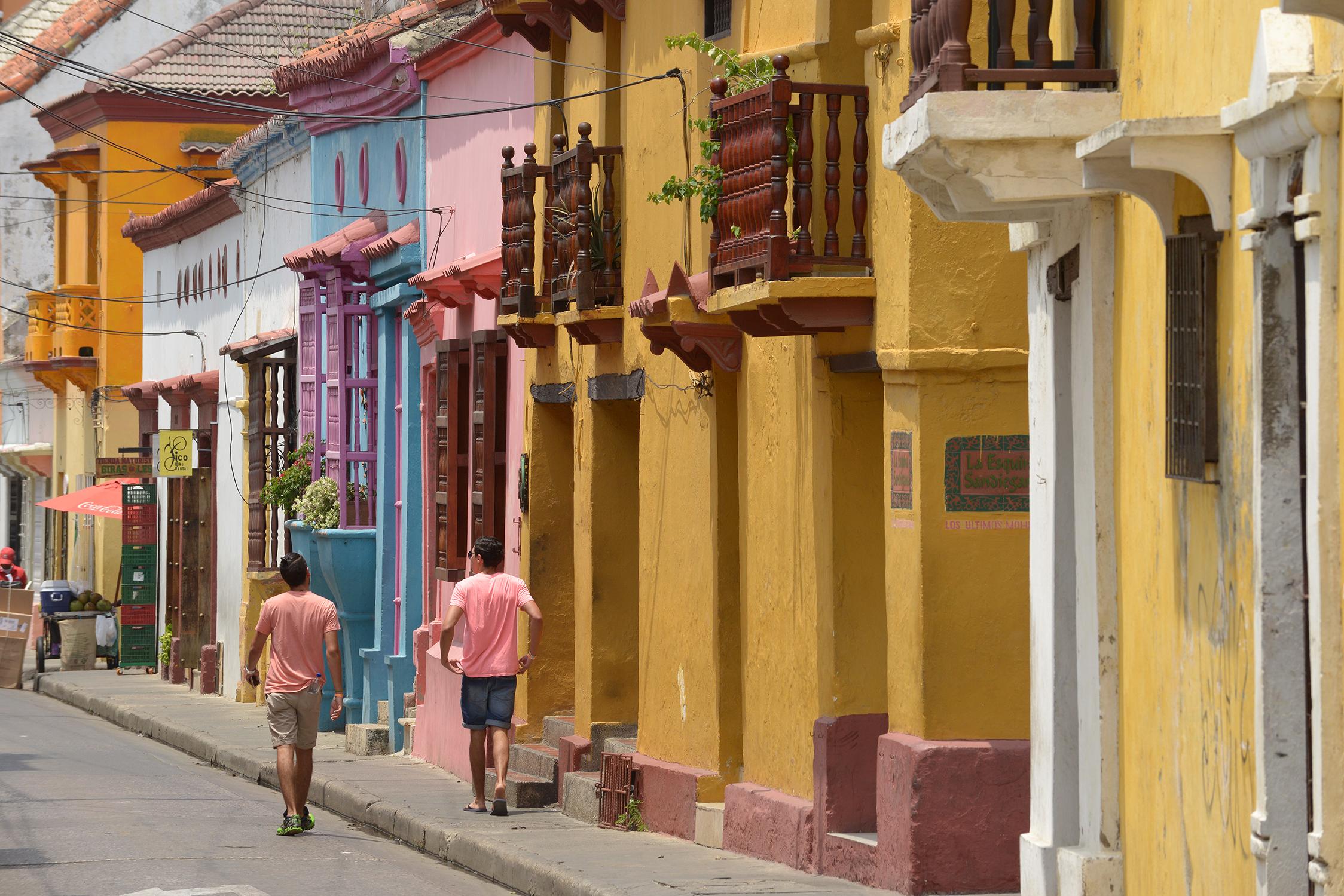 Cartagena, Cartagena de Indias, Kolumbia, Karibia