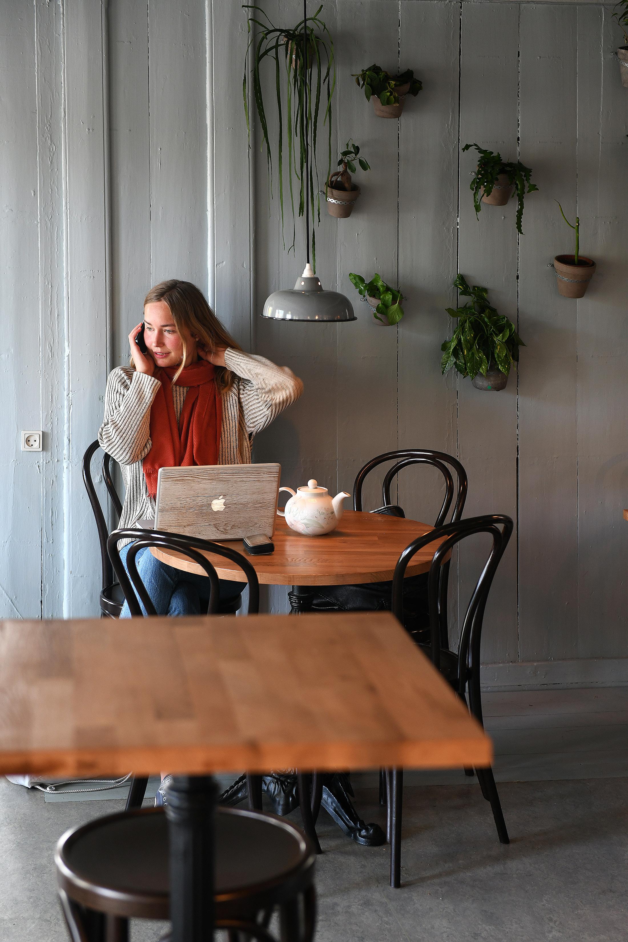 Torshavn, Färsaaret, Cafe Paname, kahvila