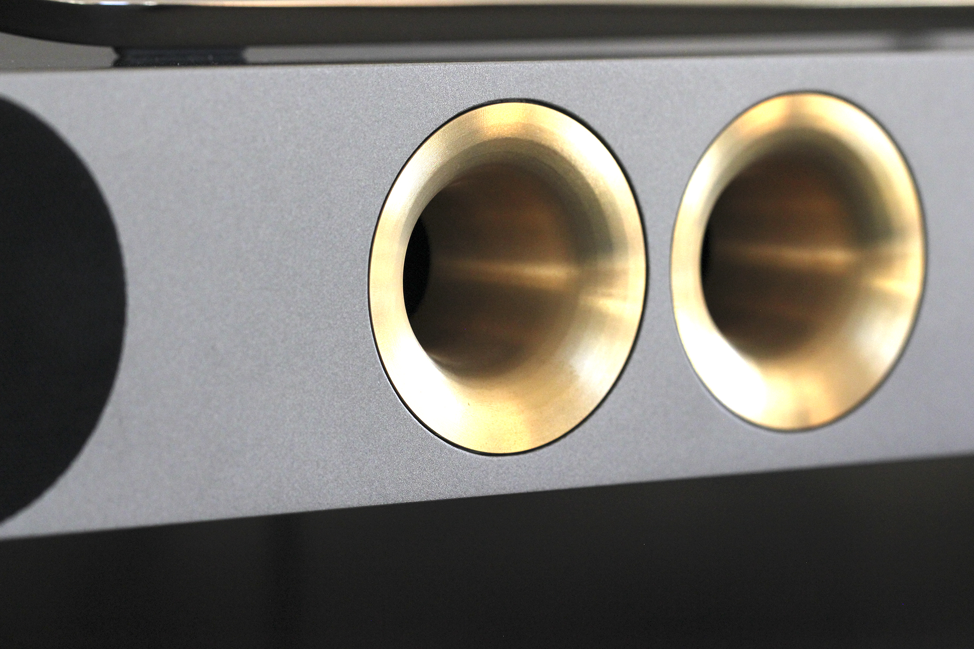 SPECIAL EDITION products all have reflex ports milled from solid pure bronze