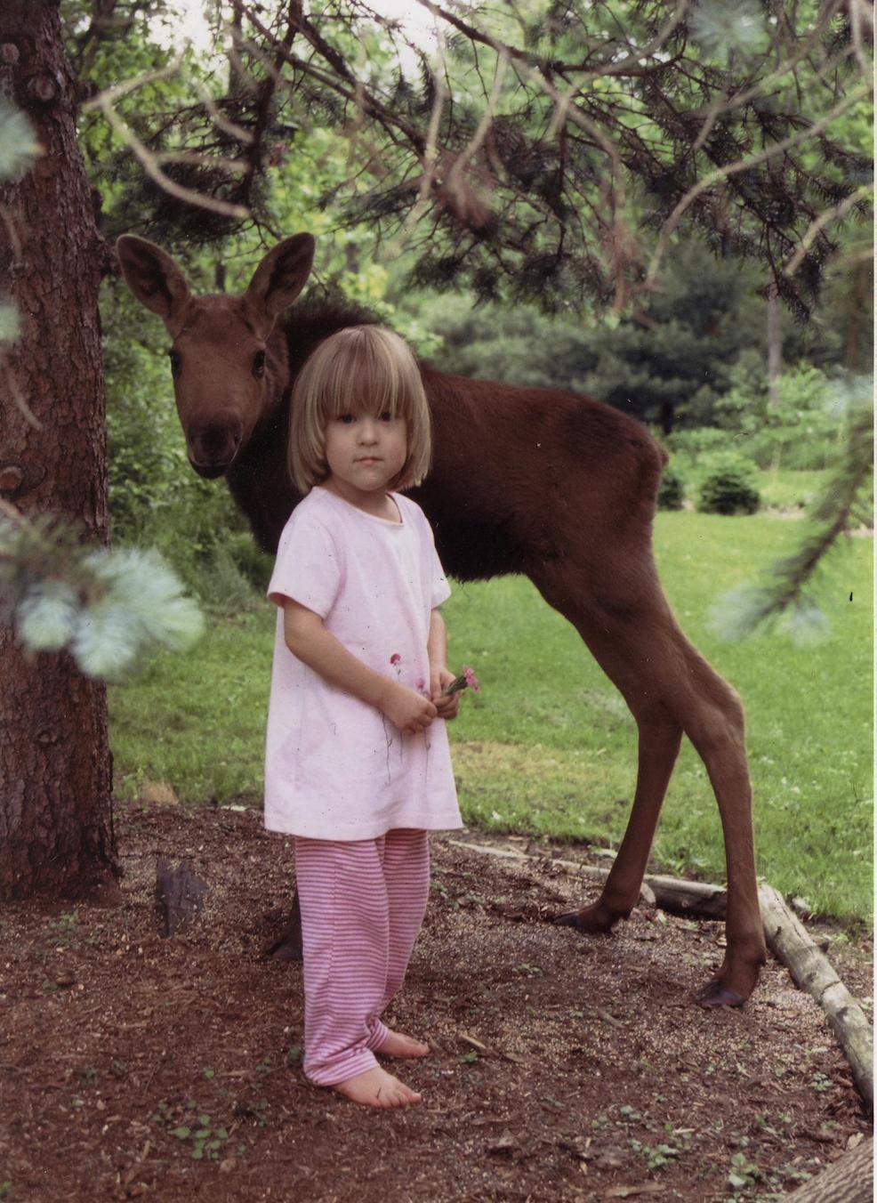 Me Age Three!