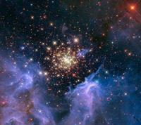 Via: http://annesastronomynews.com/wp-content/uploads/2012/02/NGC-3603-an-open-star-cluster-and-starburst-region1.jpg