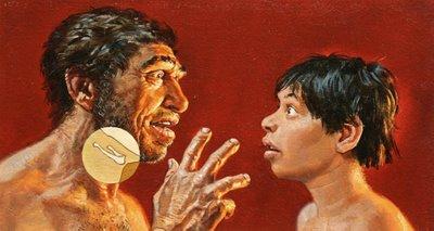 Via:http://cdn.zmescience.com/wp-content/uploads/2013/07/NeanderthalSpeech.sm_.jpg