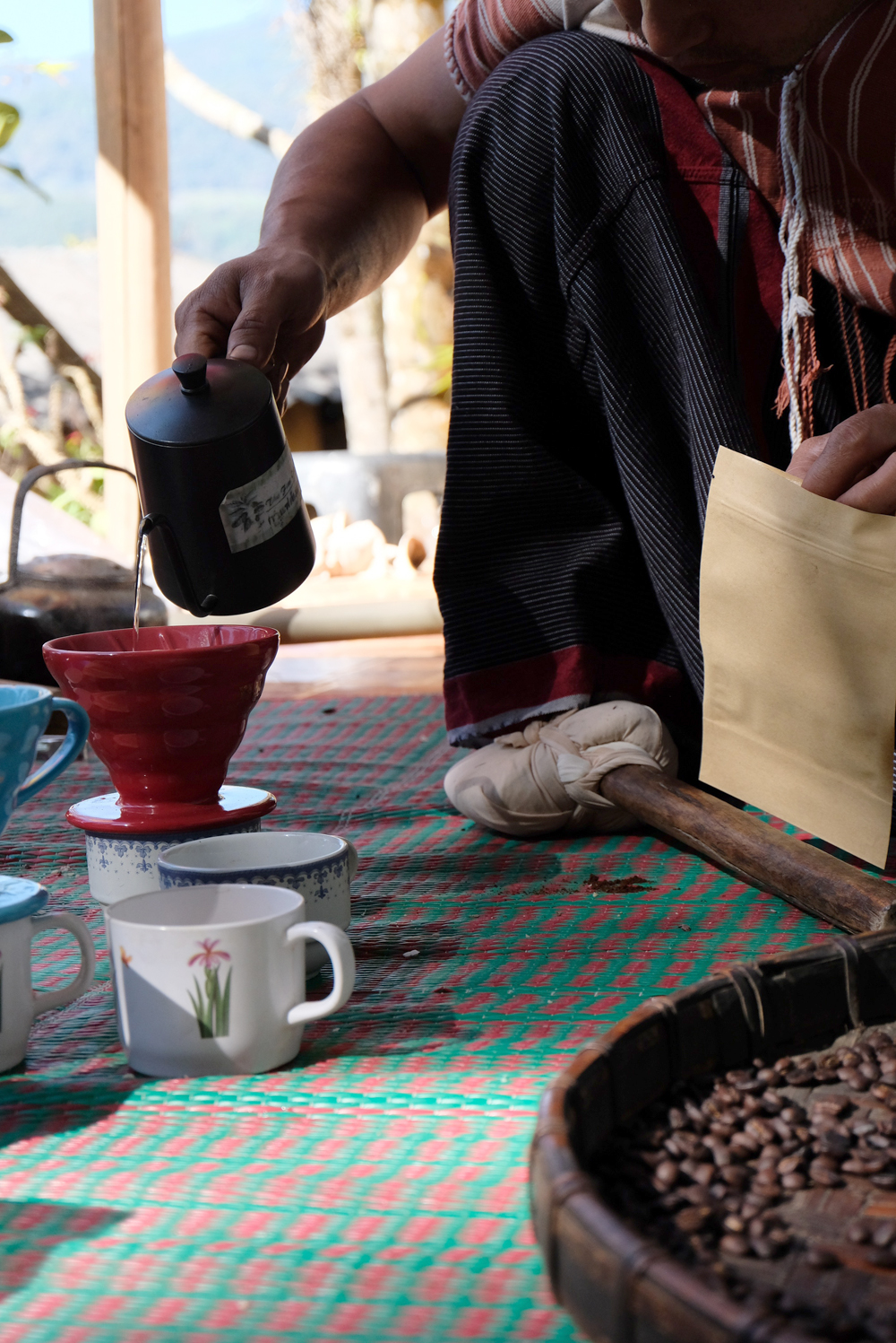 Hill Tribe coffee