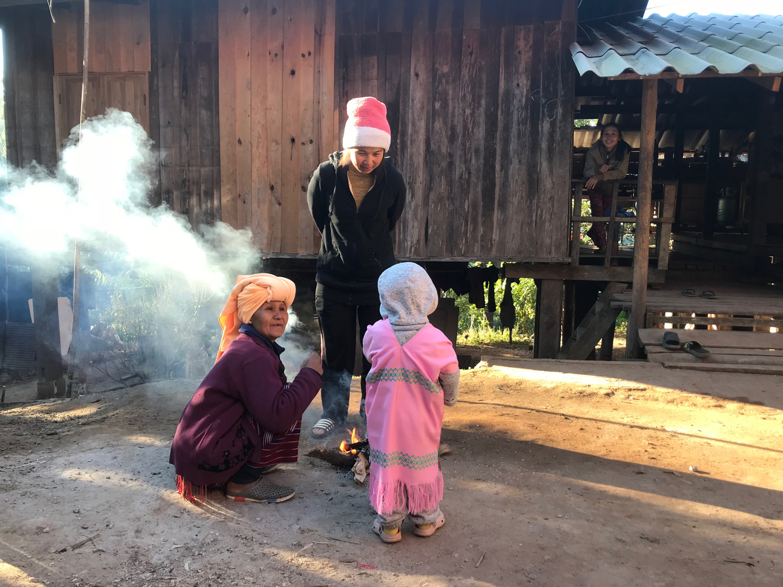 Traveling with children Thailand