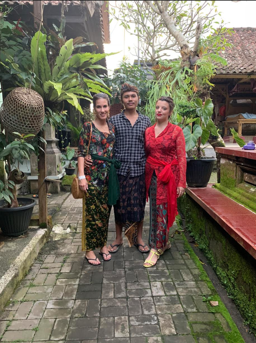 """For us Bali means Sebatu. Our stay in    Sebatu    was just amazing and it made definitely our trip. If you want to run away from tourist and live the proper local life , Sebatu is the place you are looking for. As soon as we arrived to the Homestay we felt like home and part of the family and we even took part to a wedding.   /Indonesia"