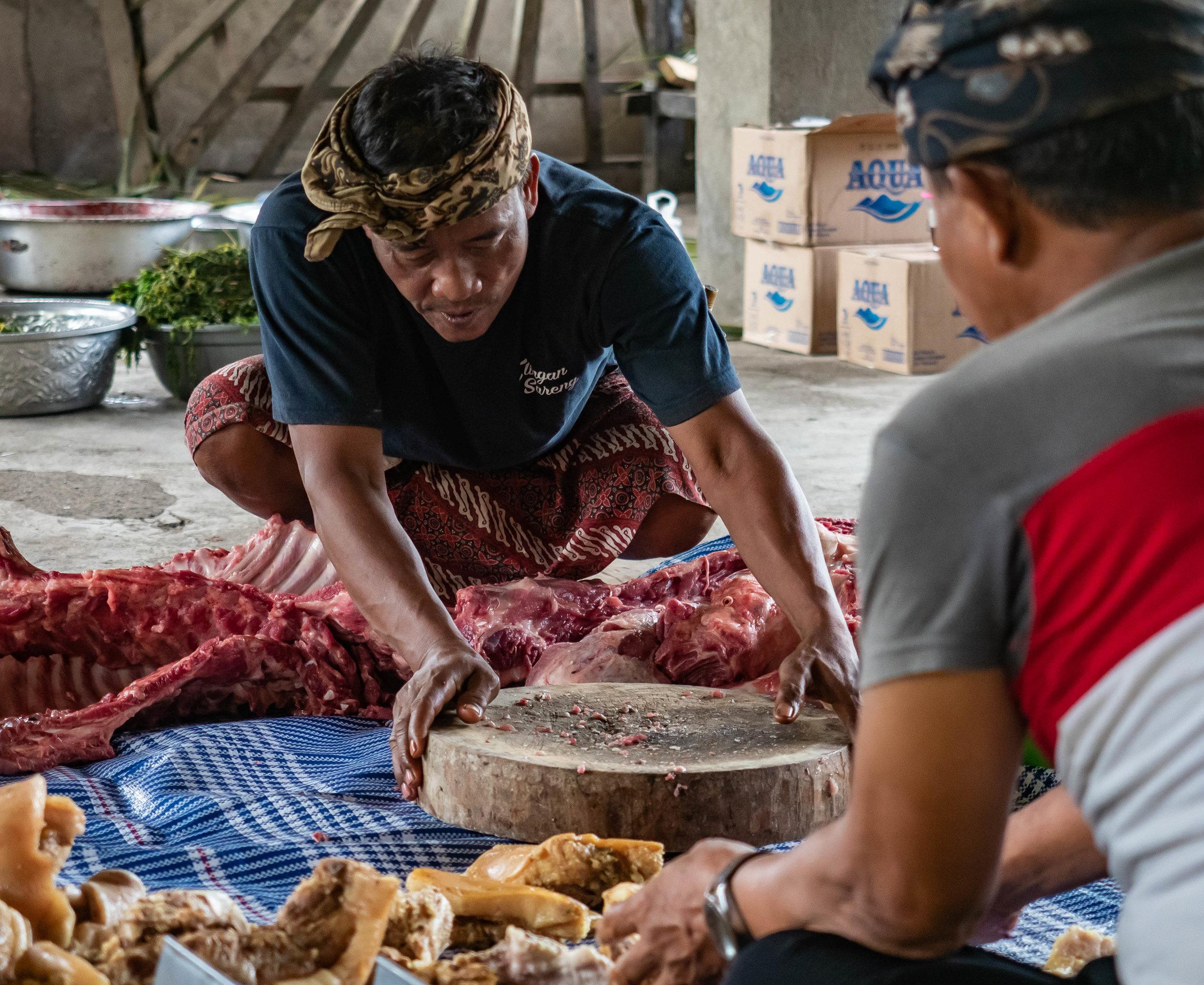 Bali food culture