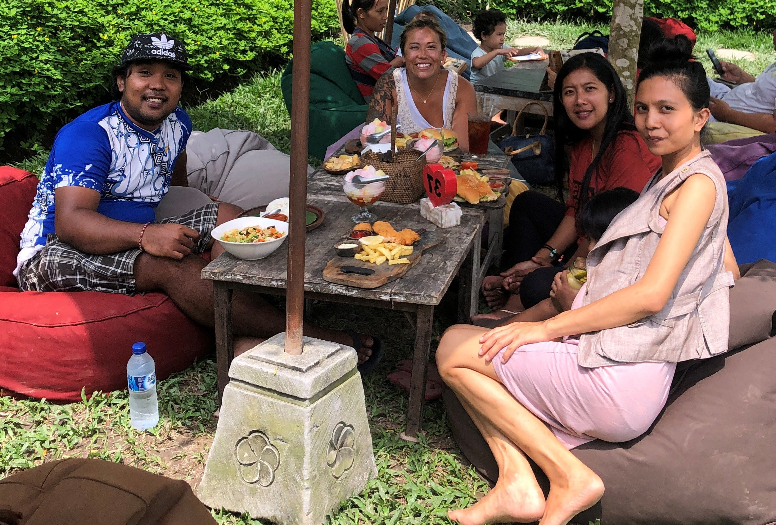 Traveller, Aimee from US, visited Munti Gunung in May 2019