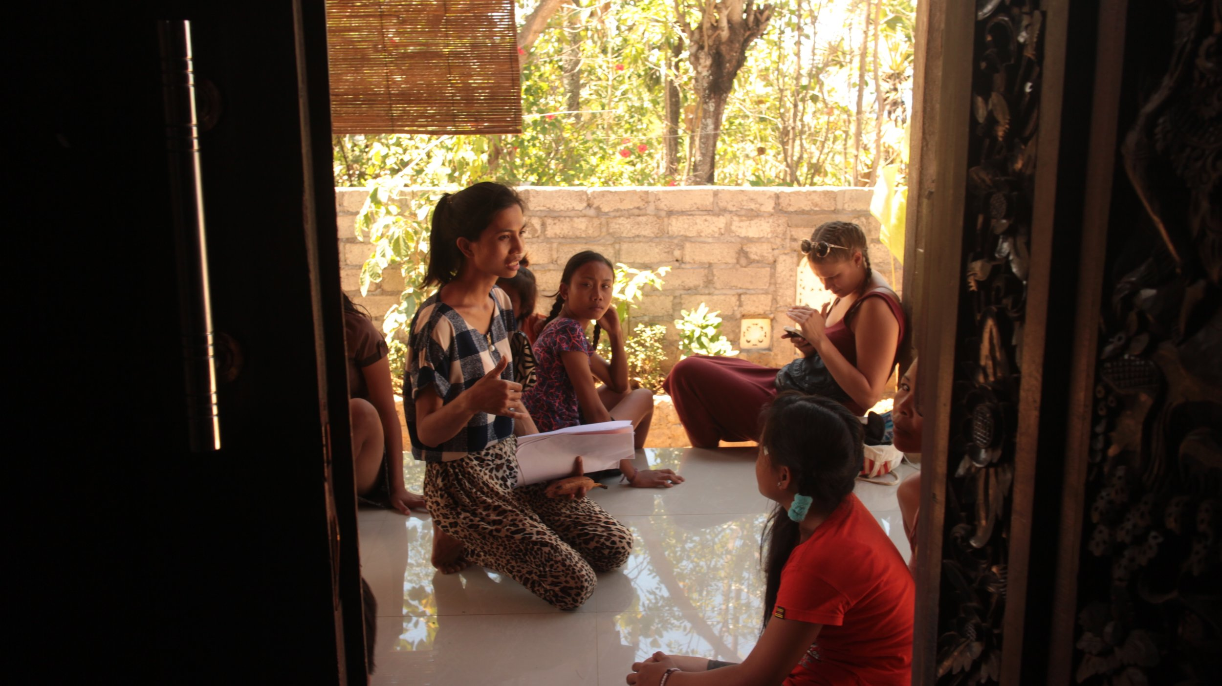 Bali village stay