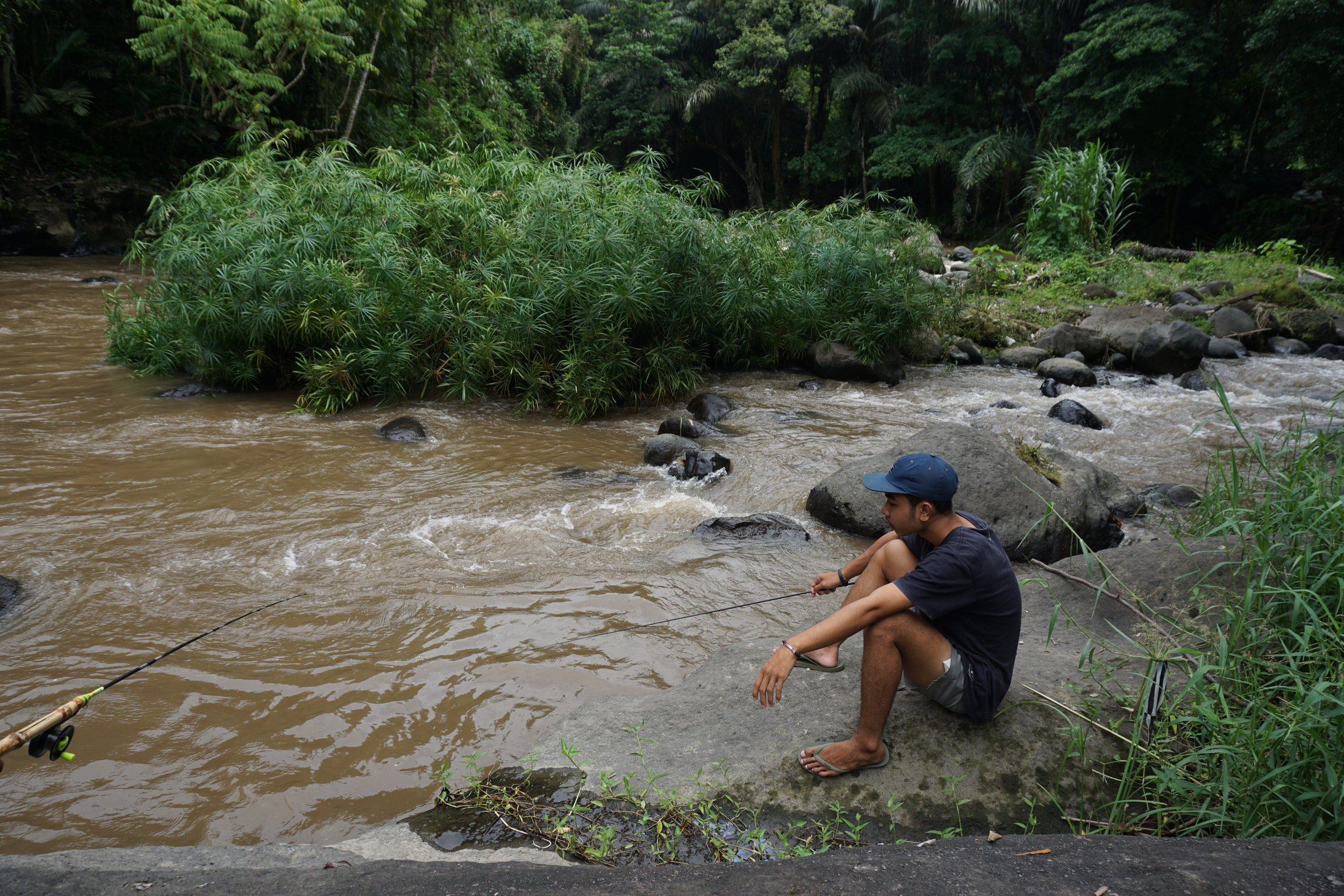 Fishing in Bali, Sindu.JPG