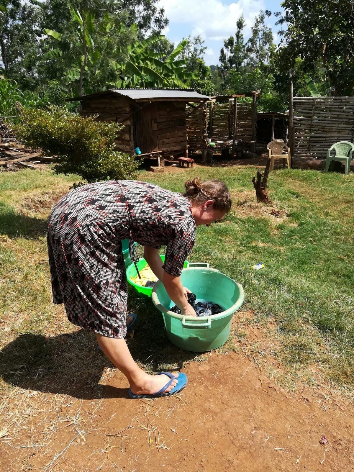 village life in kenya