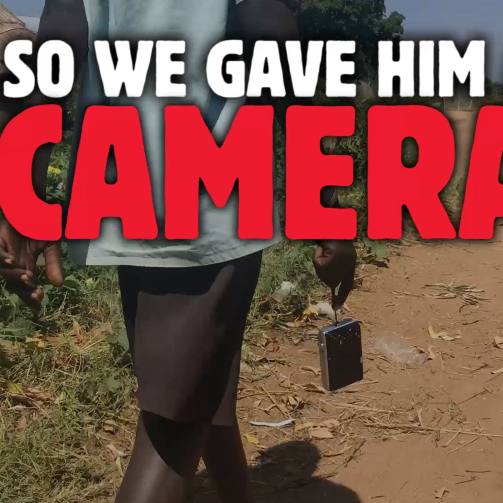 VIDEO - Steven's journey to a new future in Uganda