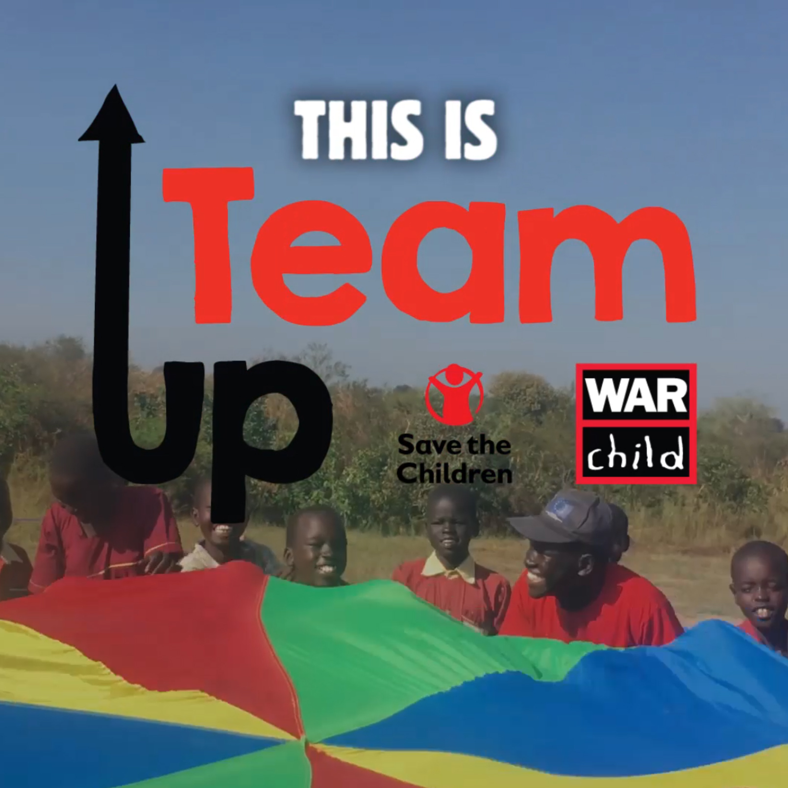 VIDEO - TeamUp for South Sudanese refugee children