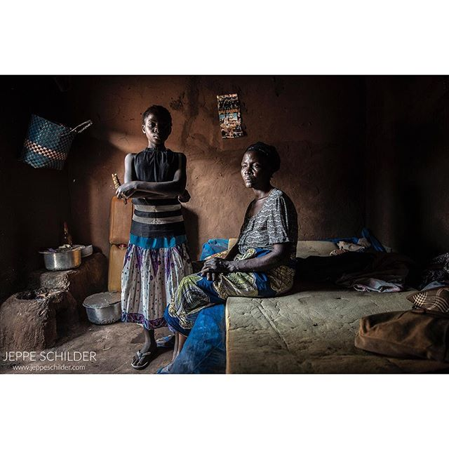 July 2018 - DR Congo . For years, a human tragedy has taken place in DRC. The situation is a poisonous cocktail of political unrest, economic setbacks and persistent violence. In 2017, 1.7 million Congolese people have fled the fighting between the army, armed militia and rebel groups. It is one of the most severe humanitarian crises in the world. Some 13 million people are currently in need of humanitarian assistance. People like Julia (11) and her mother had to run and leave everything behind. . . . . #DRC #Congo #DemocraticRepublicofCongo #refugees #displaced #IDP #war #conflict #refugeechild #children #teenager #killing #humanrights #peace #Africa #everydayafrica #crisis #humanitarian #armedgroup #trauma #wartrauma #photojournalism #photojournalist #humanitarianphotography #humanitariancrisis #storytelling #ngo #documentary #journalism