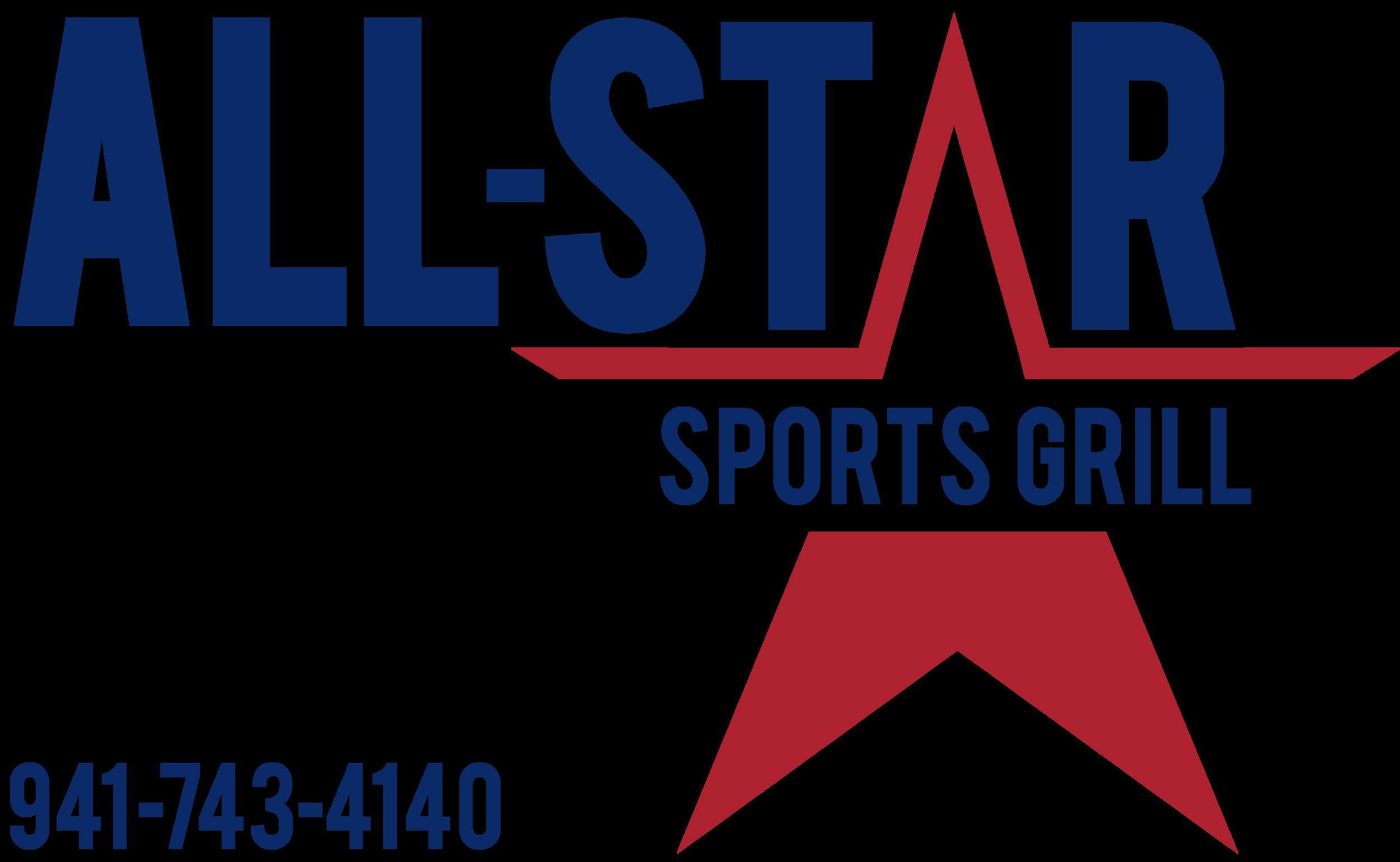 All Star Sports Grillall Star Sports Grill