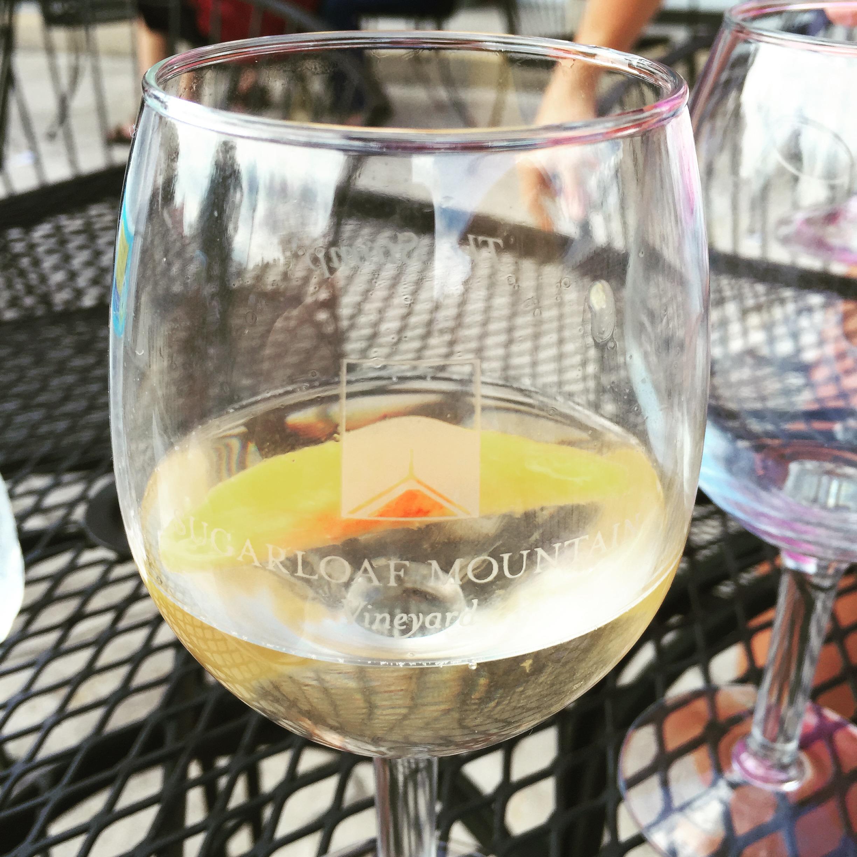 Is the wine glass half-full or half-empty?