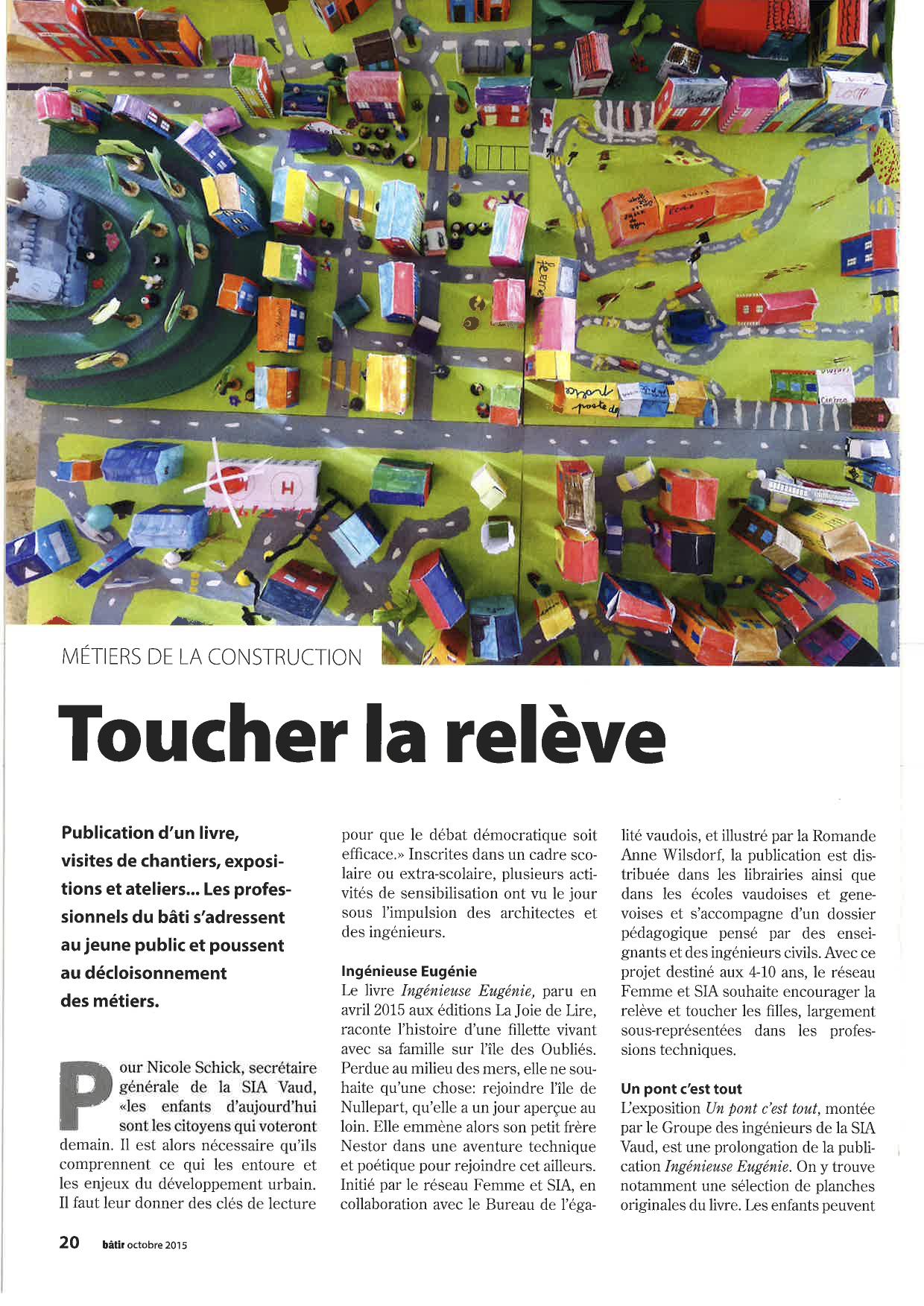 oct. 2015 // revue bâtir
