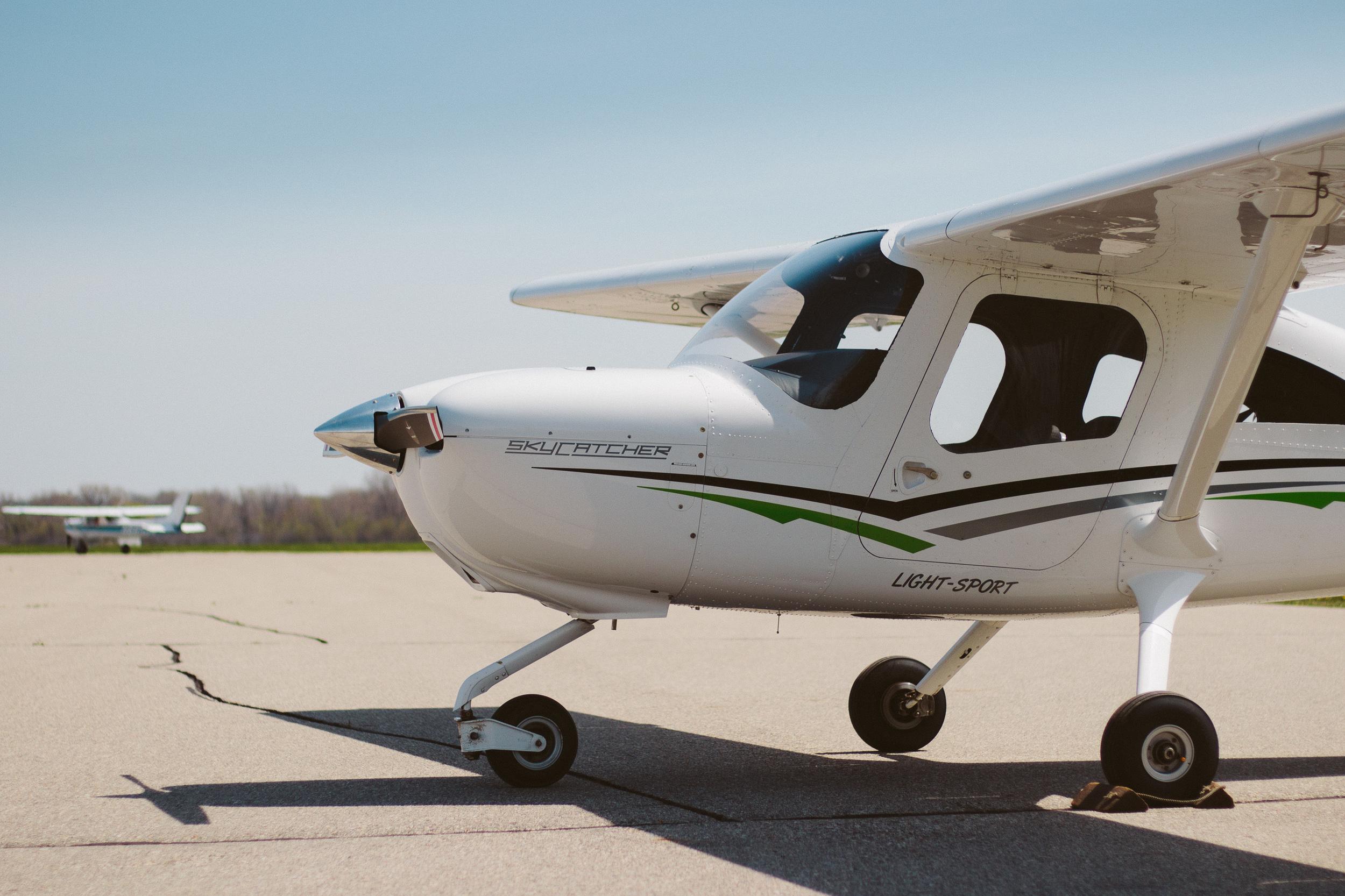Michigan Flyers Skycatcher for sale