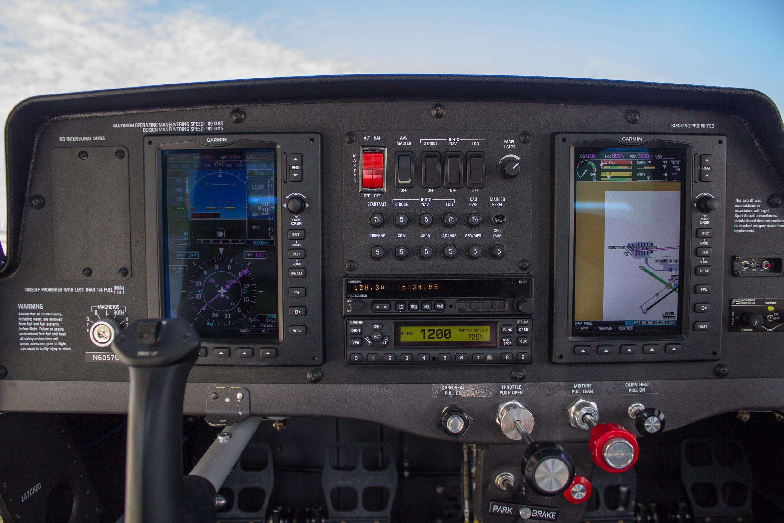 Skycatcher Garmin G300