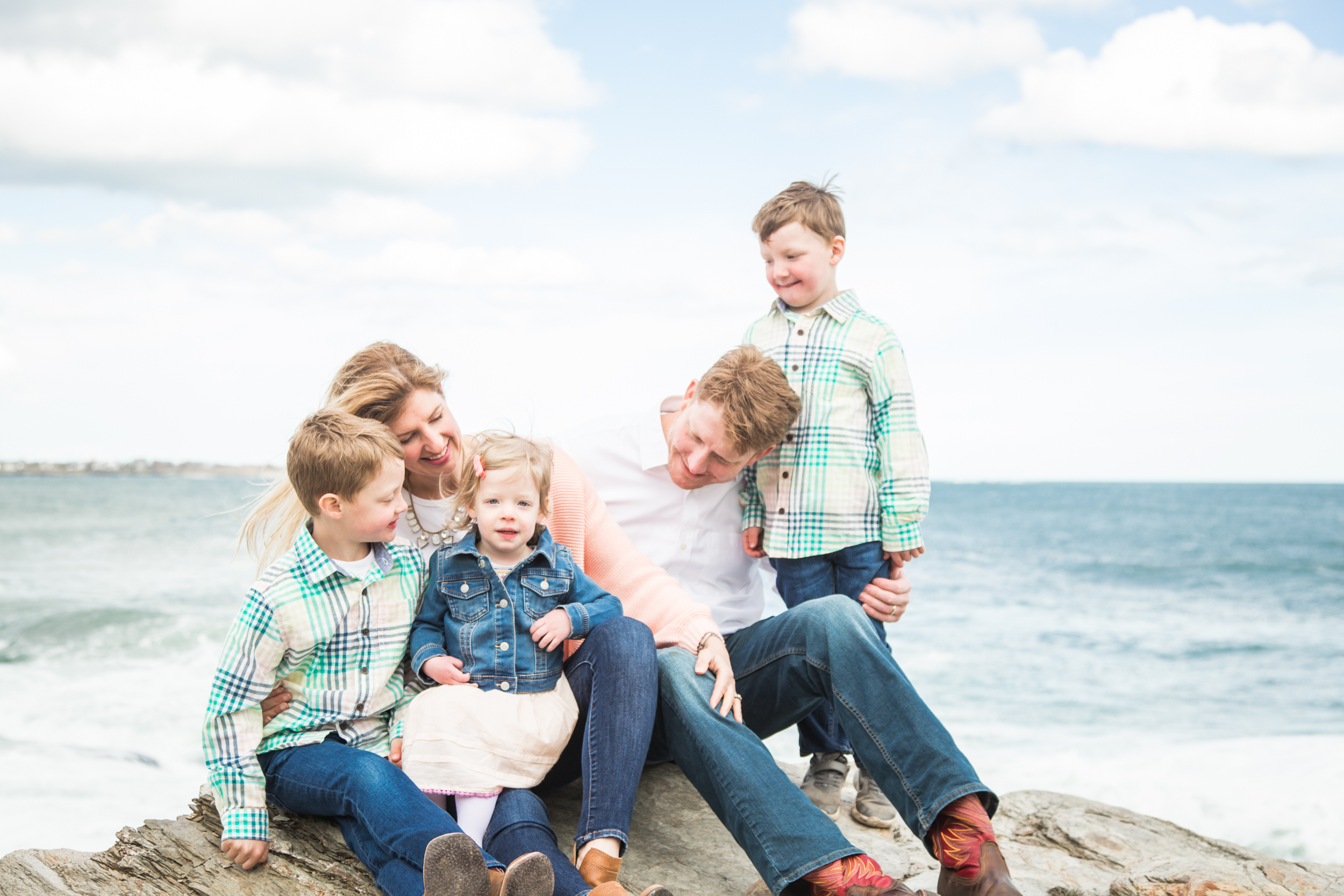 Rhode Island Family Photographer