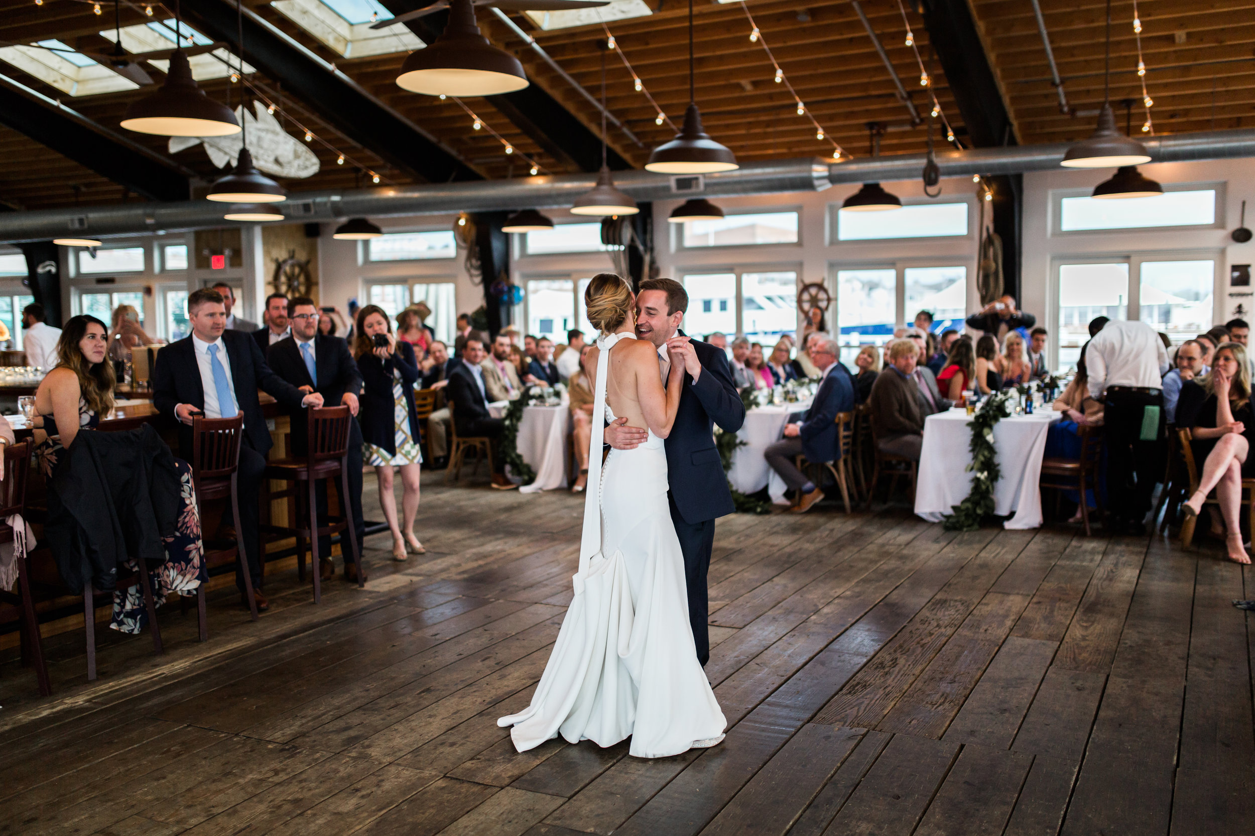 Newport Lobster Bar Wedding