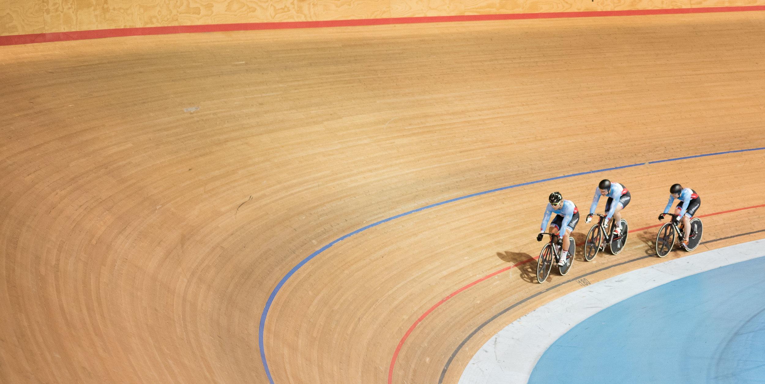 Milton Velodrome - Mattamy Cycling center
