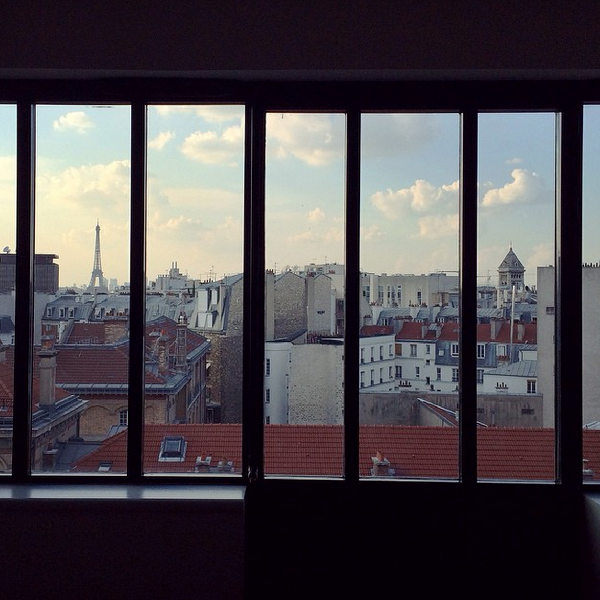 Take some time for you, even when the view looks like this..