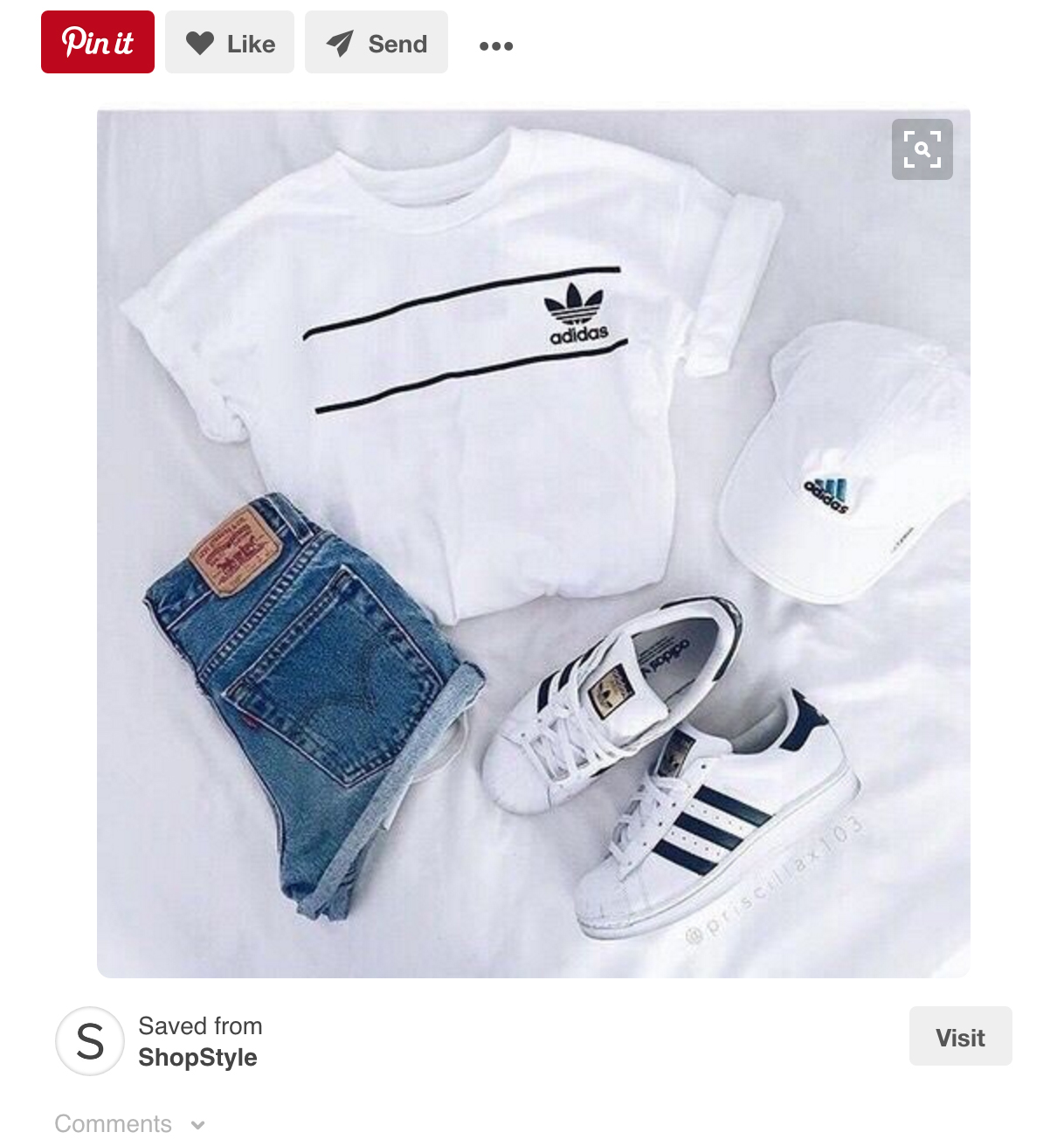 arrange outfits