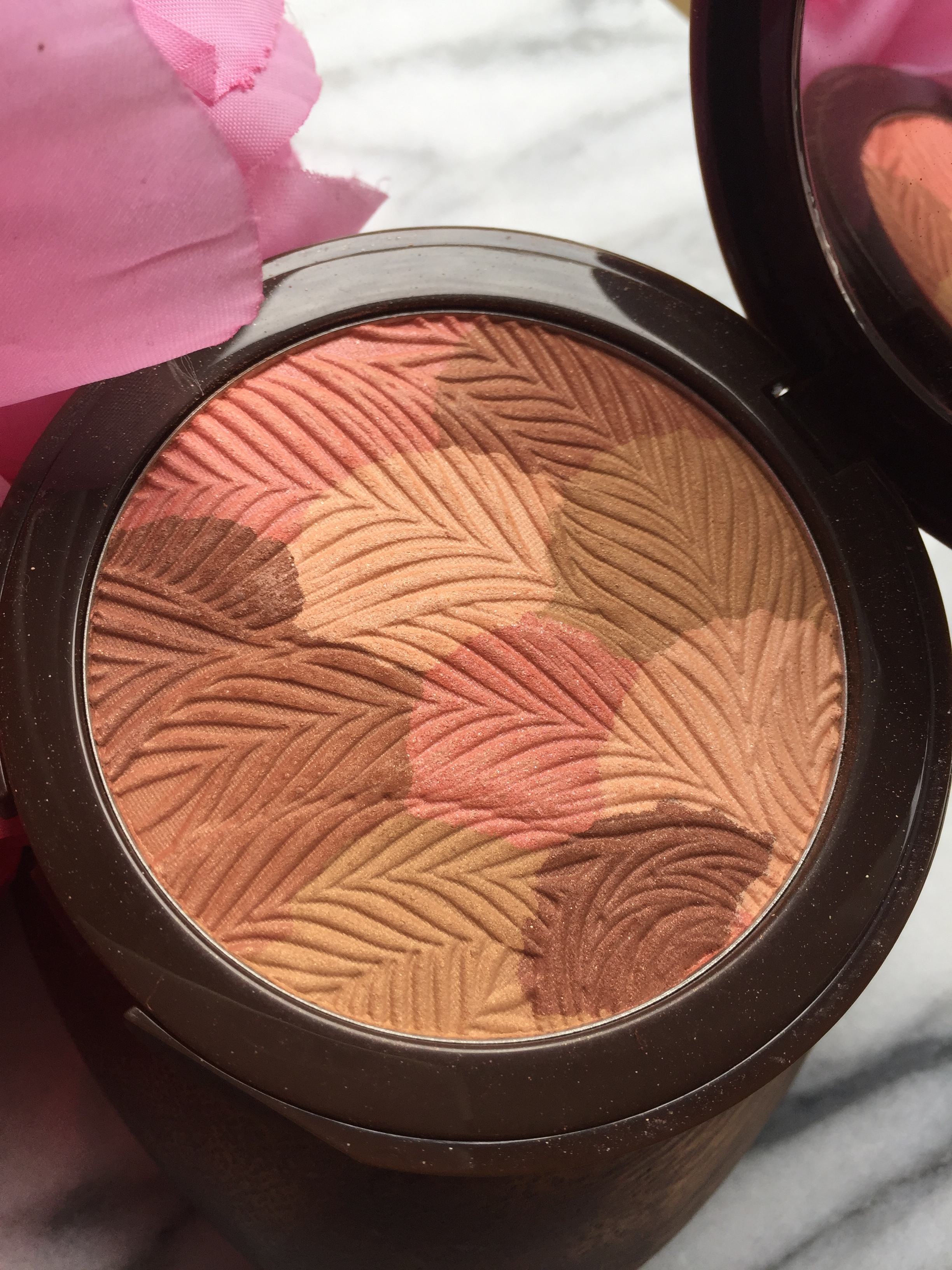 Tarte Colored Clay Blush Bronzer Blush in Park Avenue Princess - Pink Bronze