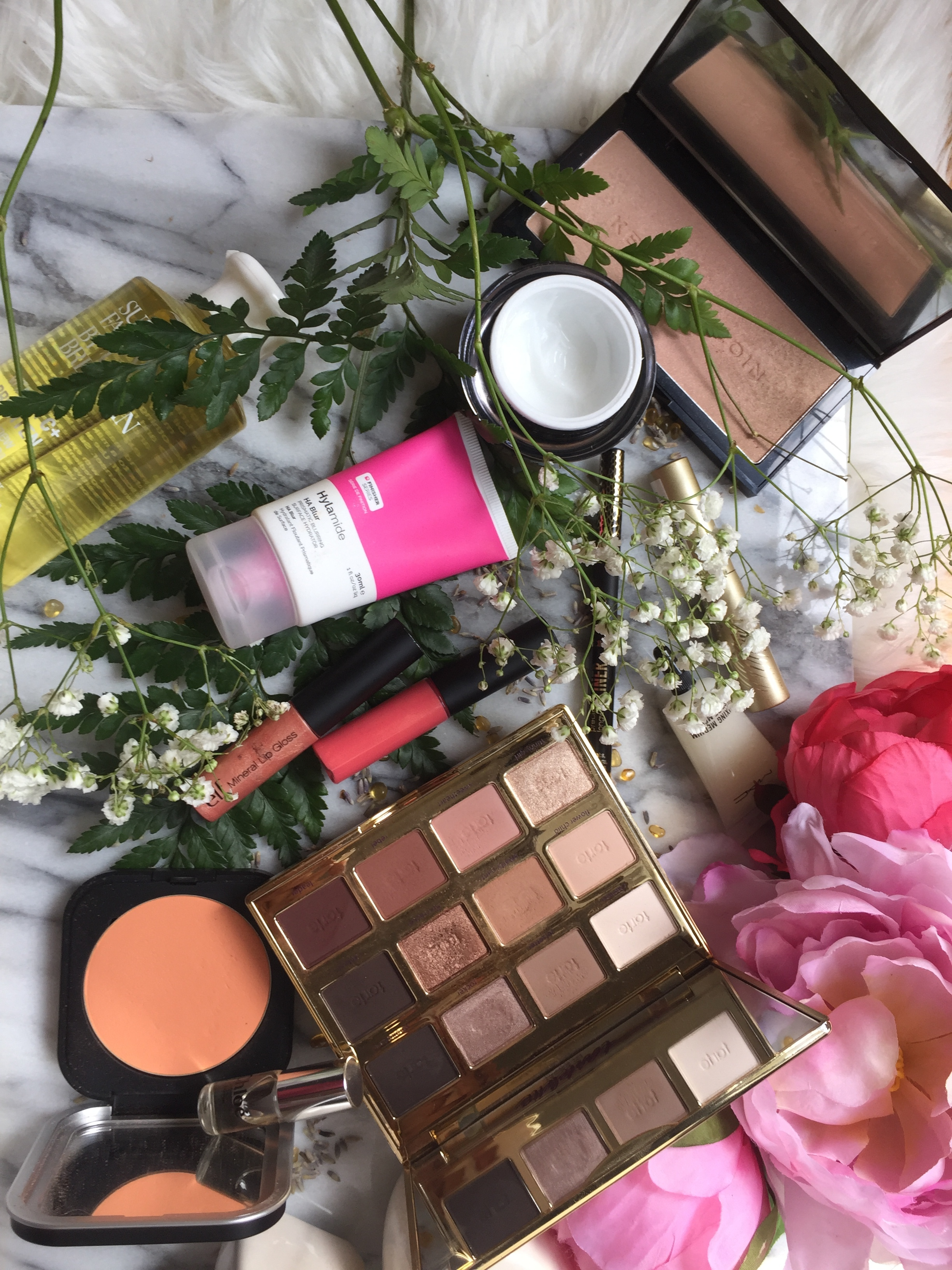 May Faves - Monthly Faves and Work Horse faves