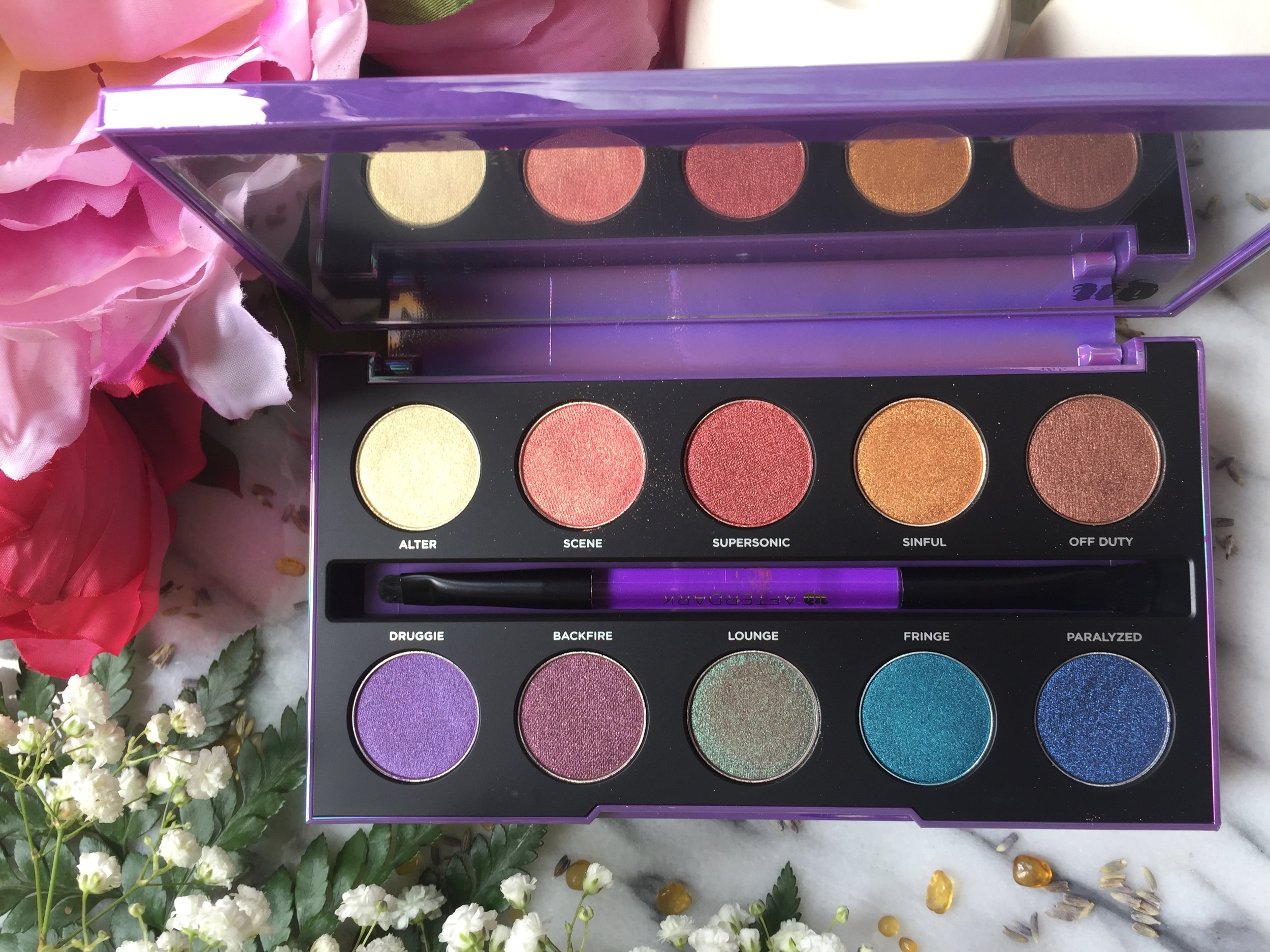 Urban Decay | After Glow Palette