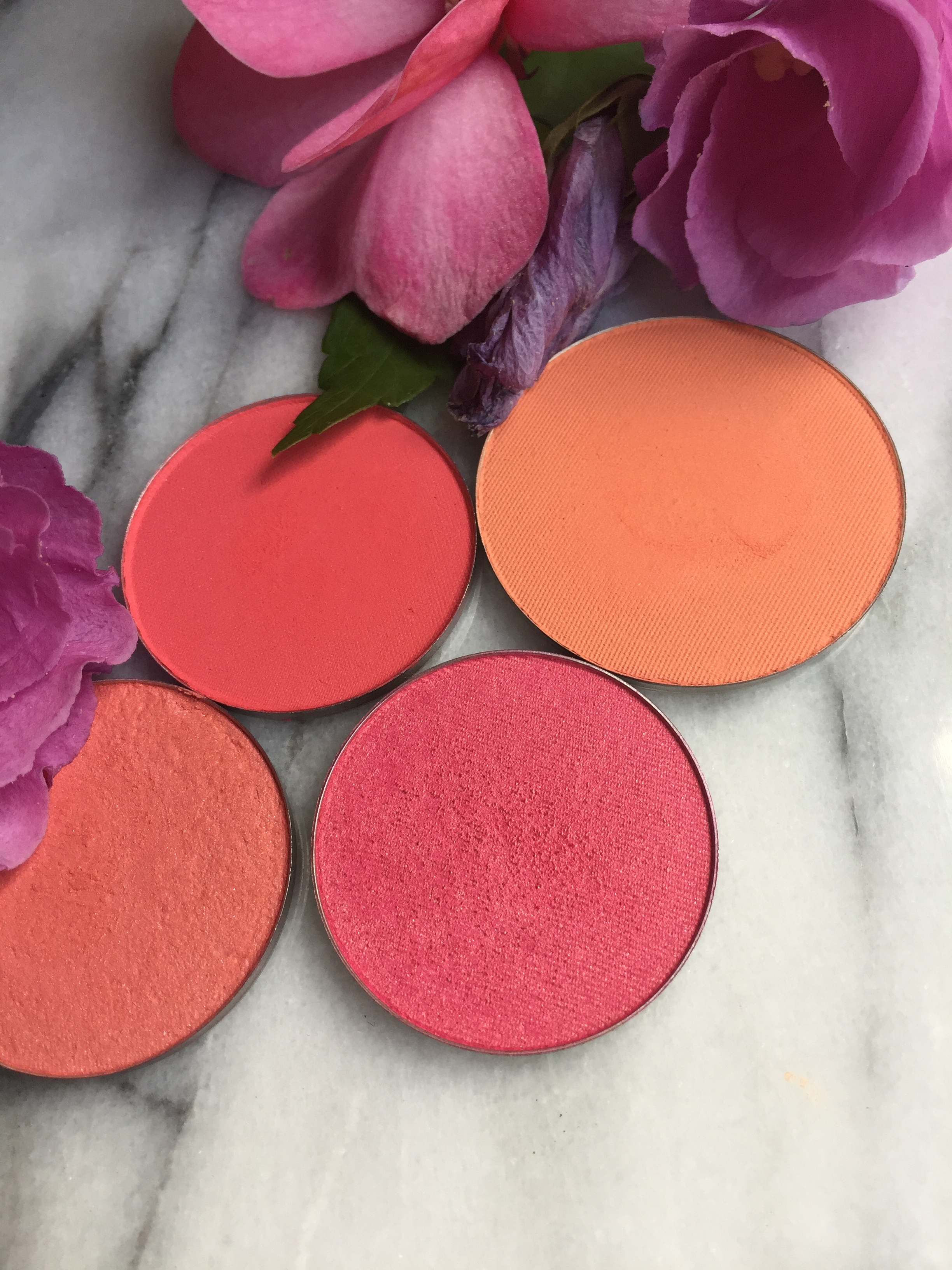 My favourite blushes for deep skin tones