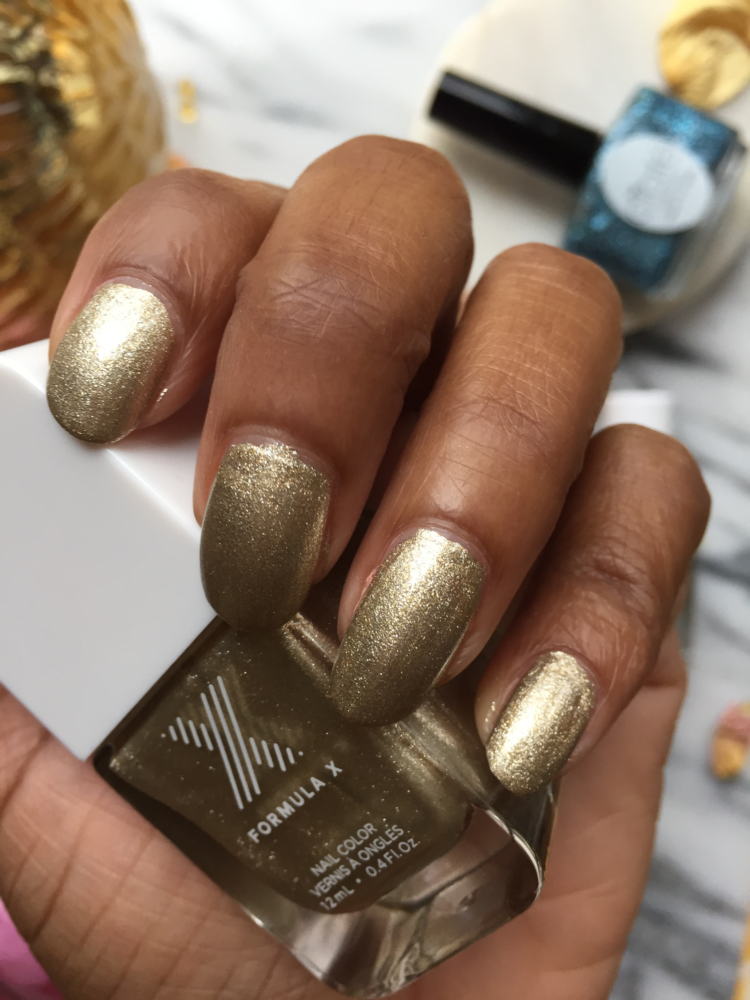 Glitter and Gleam | Formula X Temptation