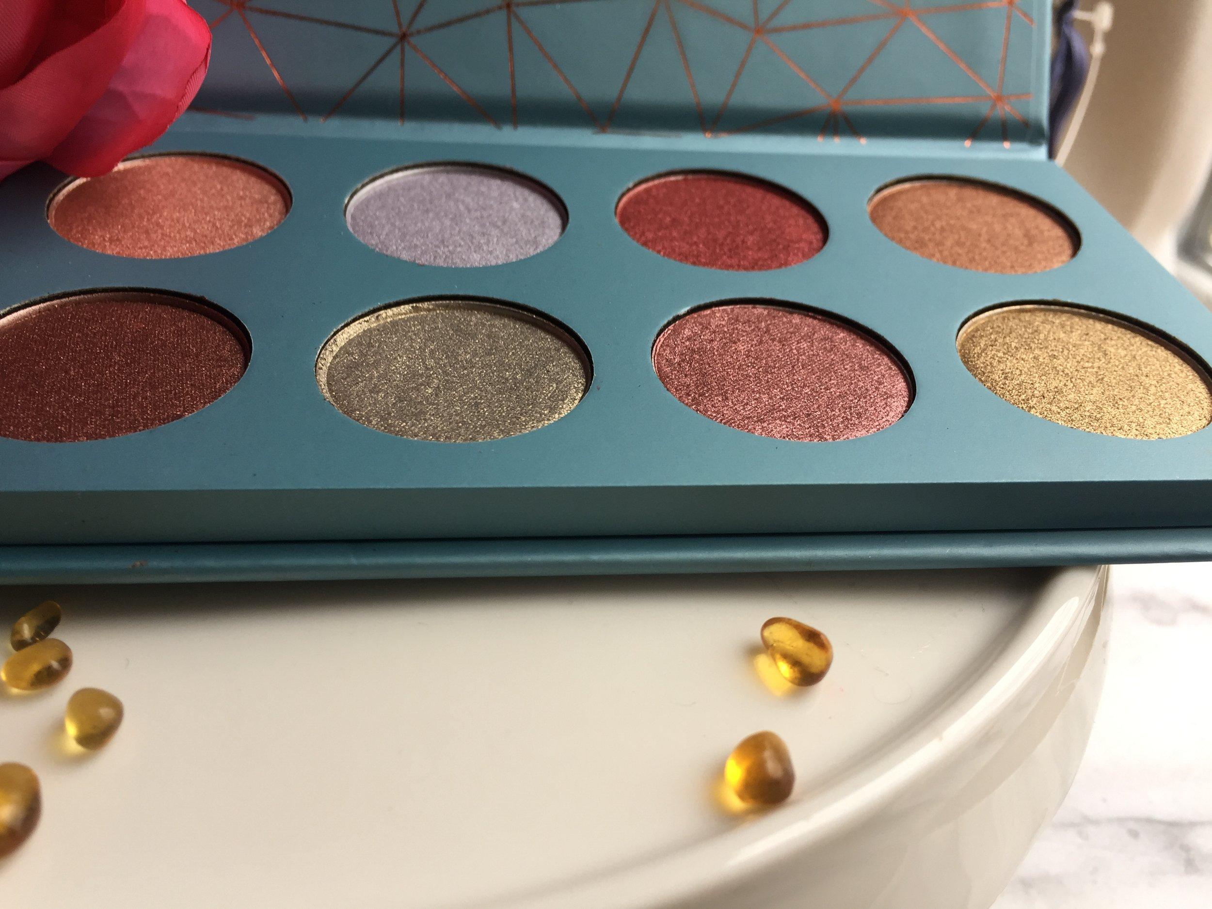 ColourPop Semi-Precious Eyeshadow Palette