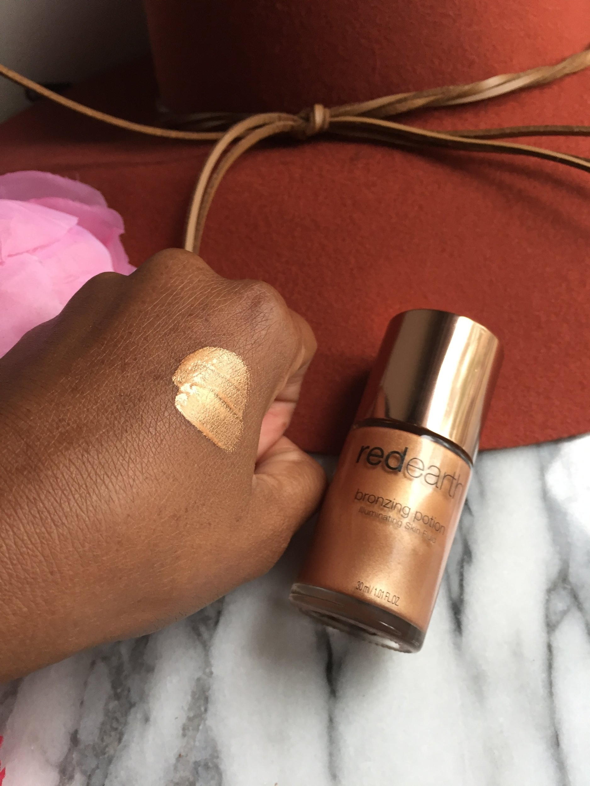 RedEarth Bronzing Potion in Summer Love