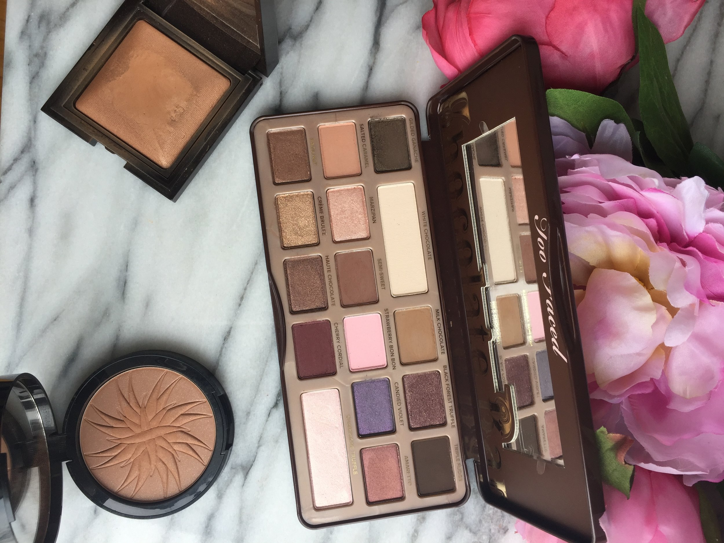 Disappointing products of 2017   Sephora, Too faced and Laura Mercier