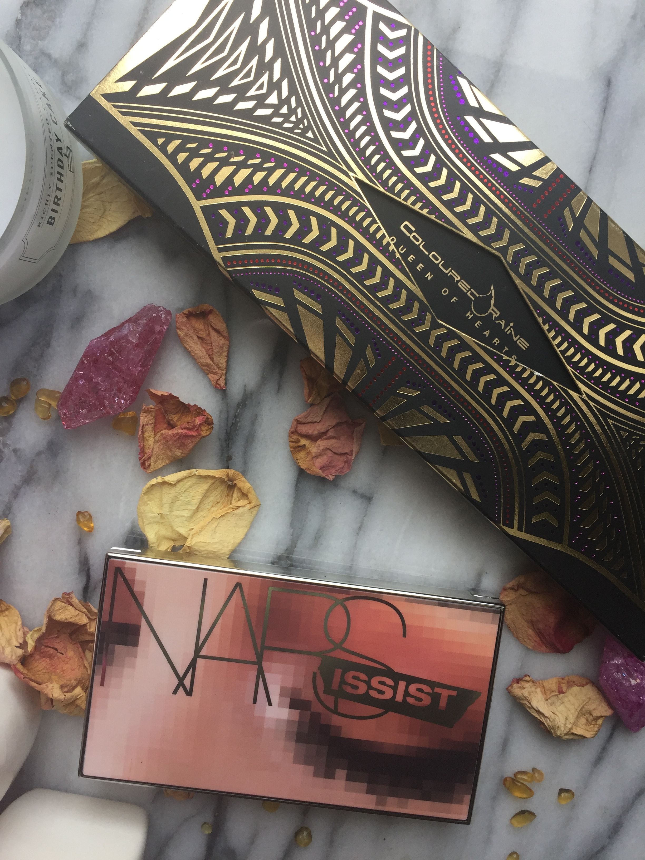 Coloured Raine   Queen of Hearts &Nars   Narsissist Wanted