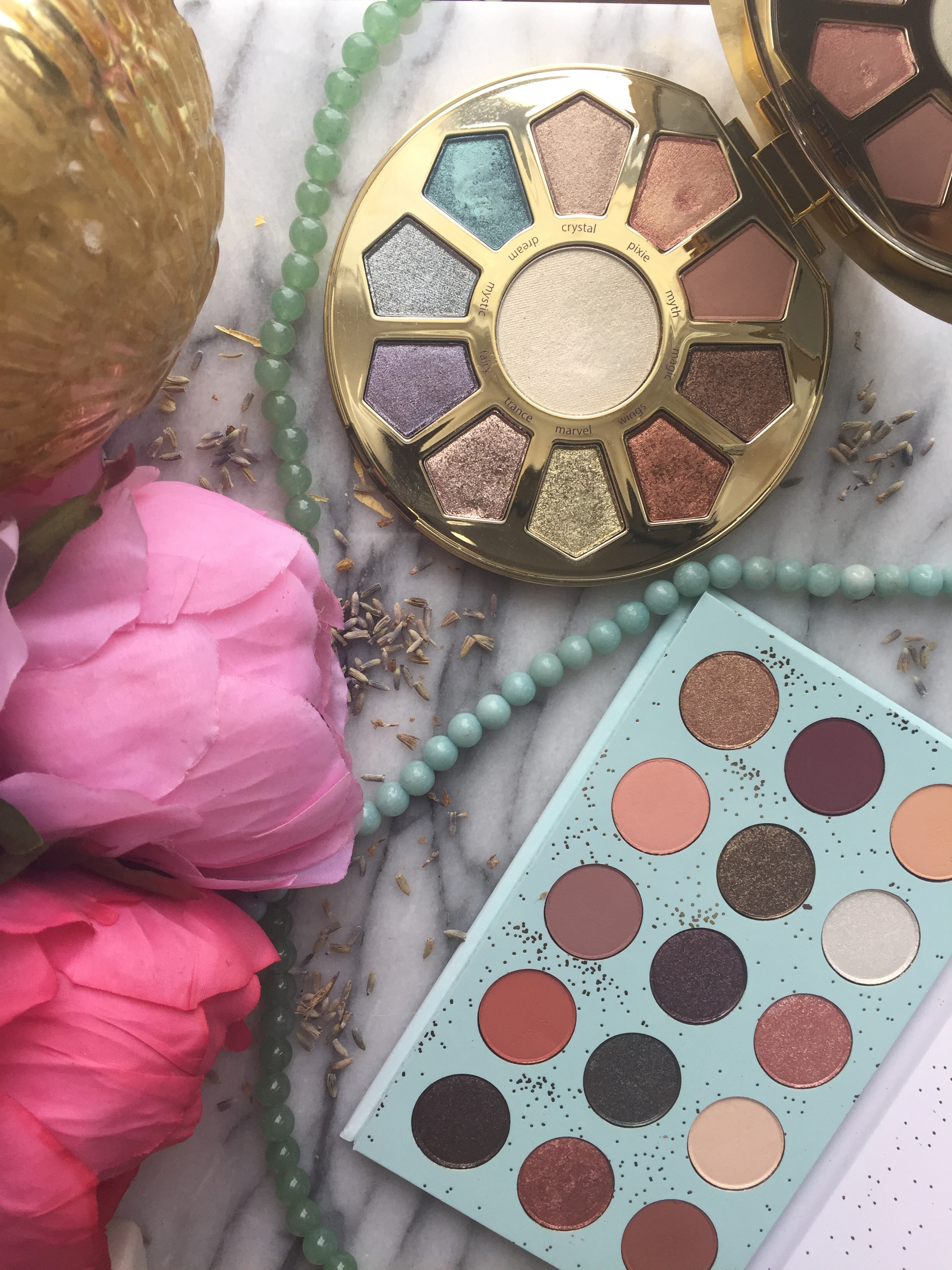 ColourPop | All I See is Magic &Tarte | Make Believe in Yourself