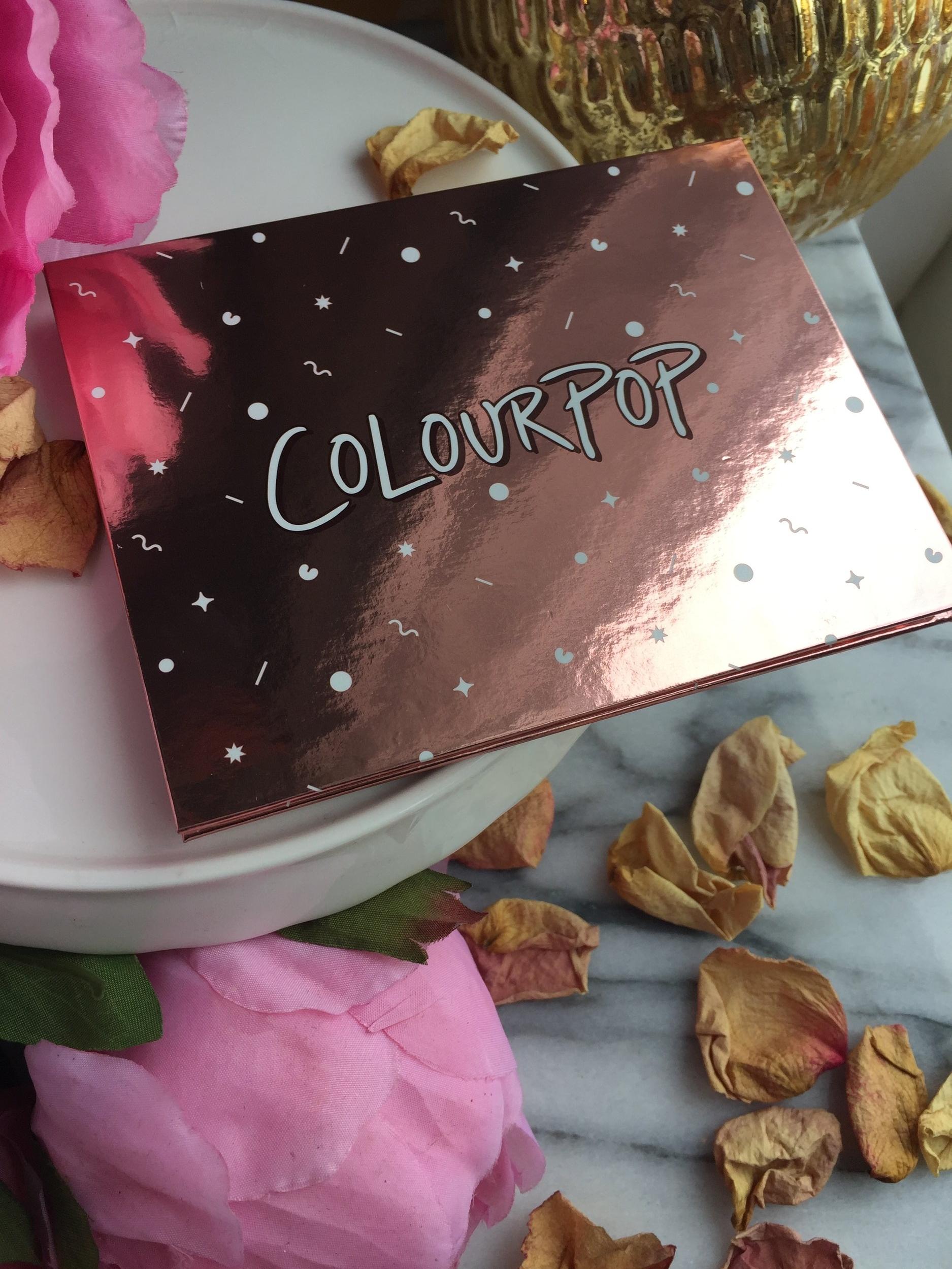 Colour Pop | I Think I Love You Palette