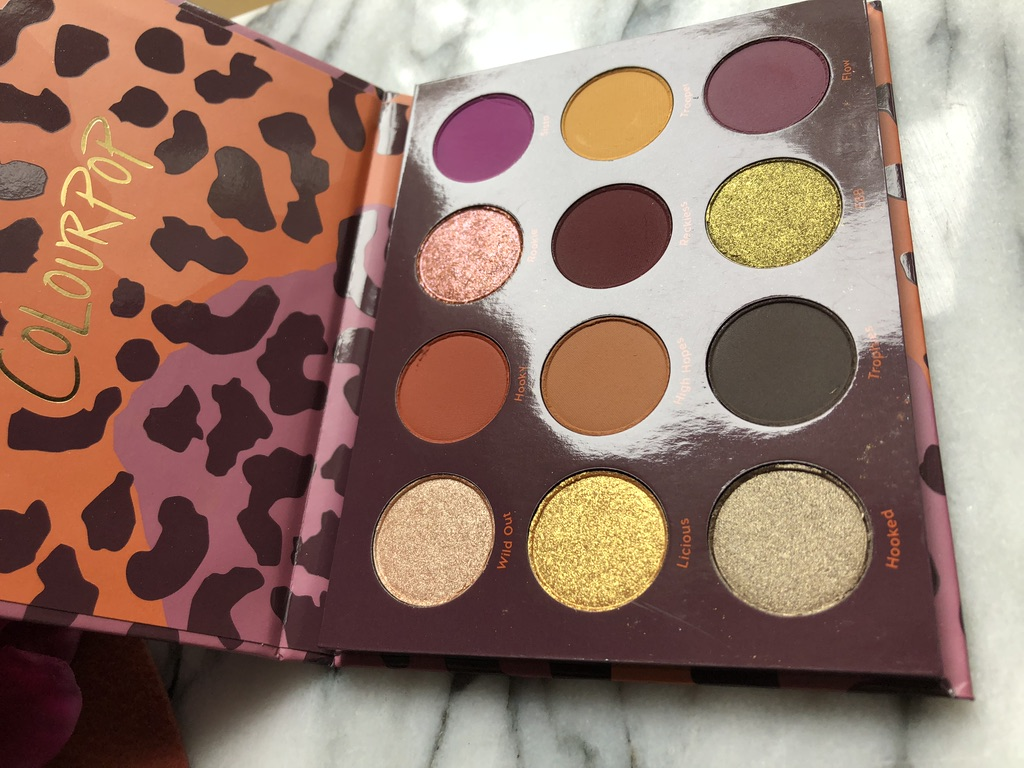 Colour Pop | Good Sport Eyeshadow Palette