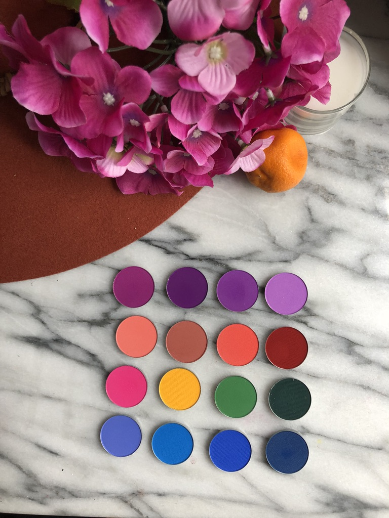 Coloured Raine | Vivid Pigments