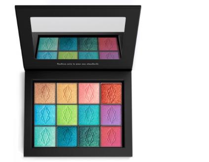Lethal Cosmetics | Custom Shimmer Palette