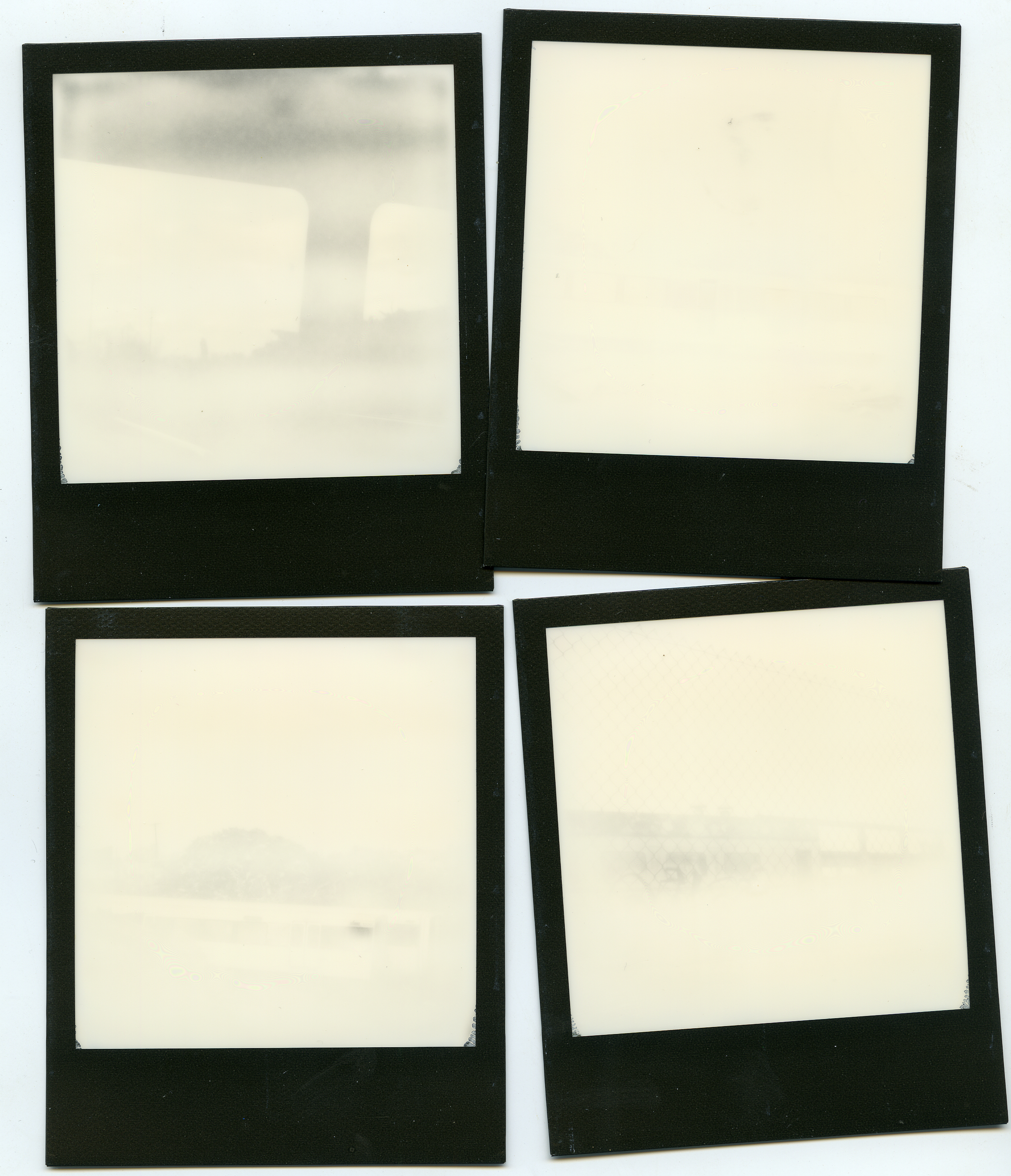 Impossible Project Black Frame