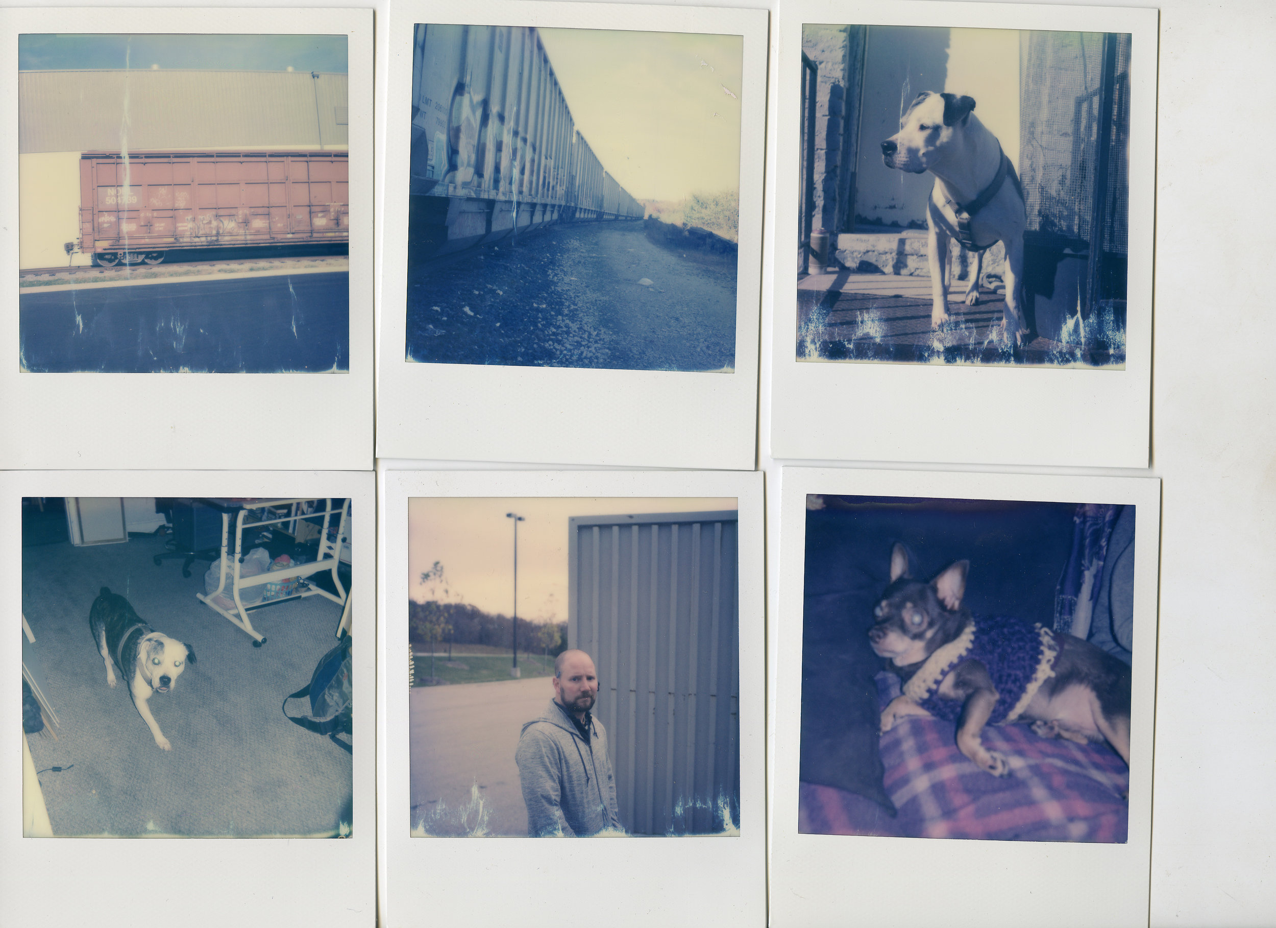 Impossible Project Color film