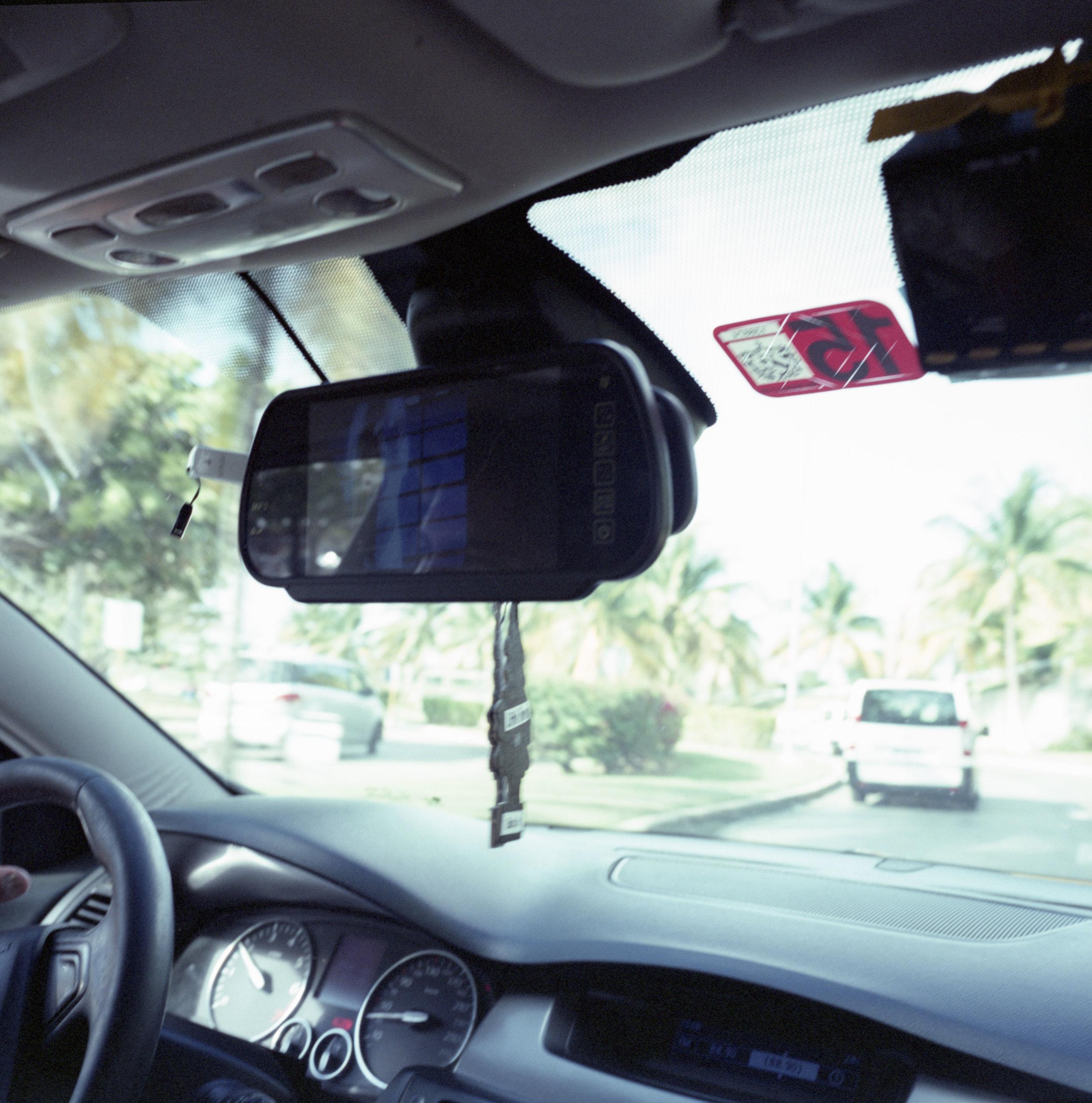 Who needs a rearview GF670w + Fuji Pro800z