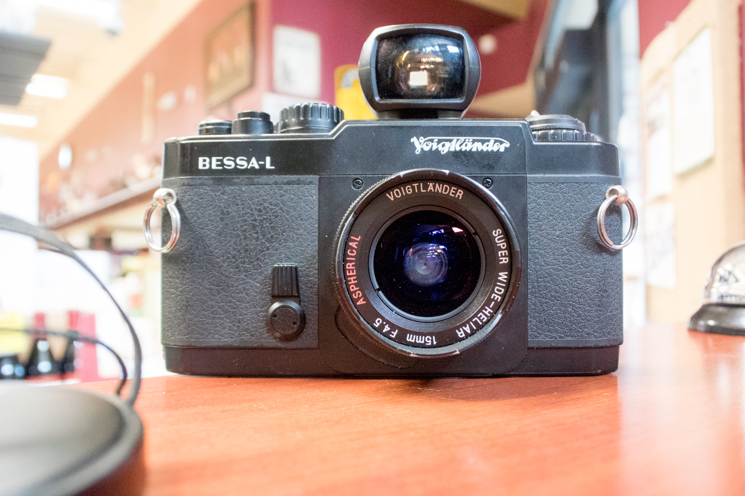 Bessa L | Voigtlander Super Wide Heliar 15mm F4.5