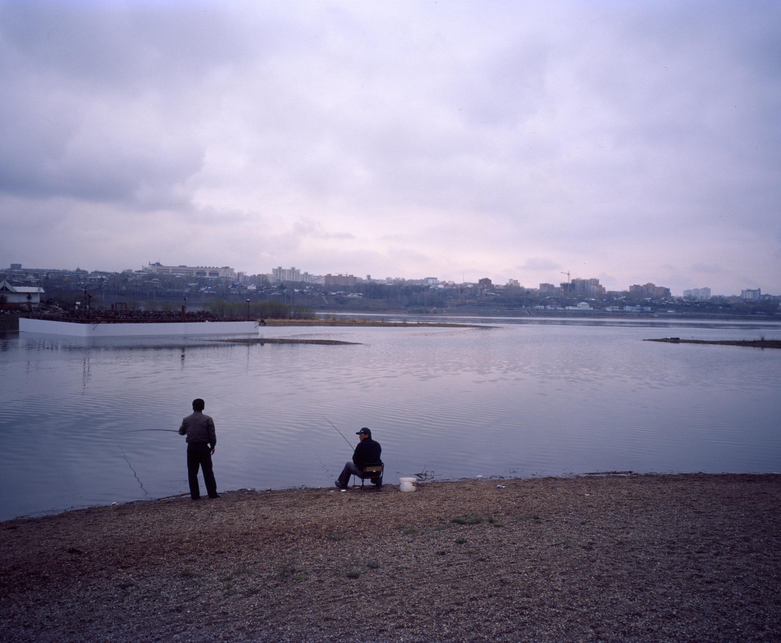 River Walk Fuji GF670w   Kodak E100gx