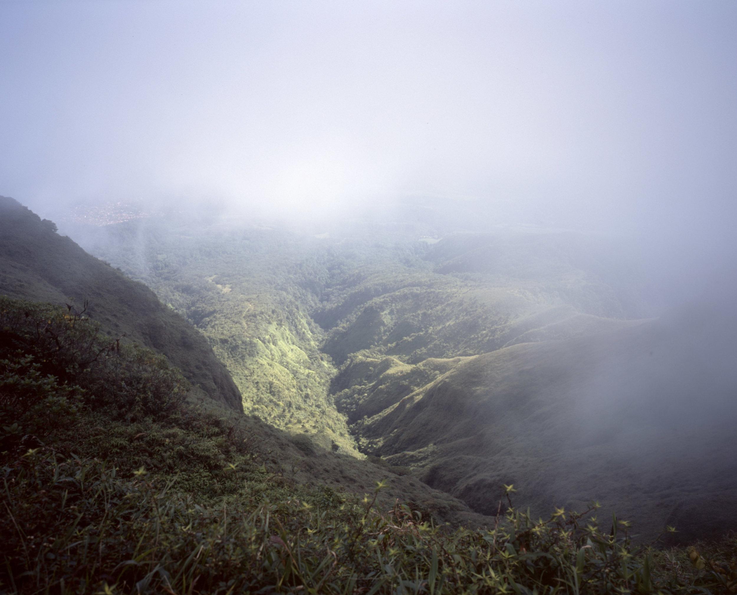 Up Mount Pelee Fuji Gf670w | Fuji Provia 100f