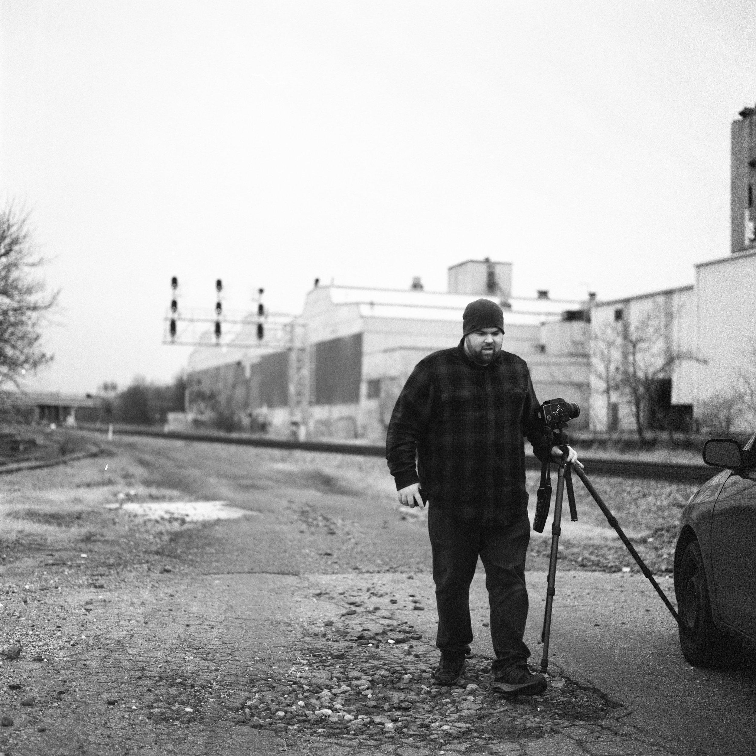 Bruce in Carroll Camden Industrial