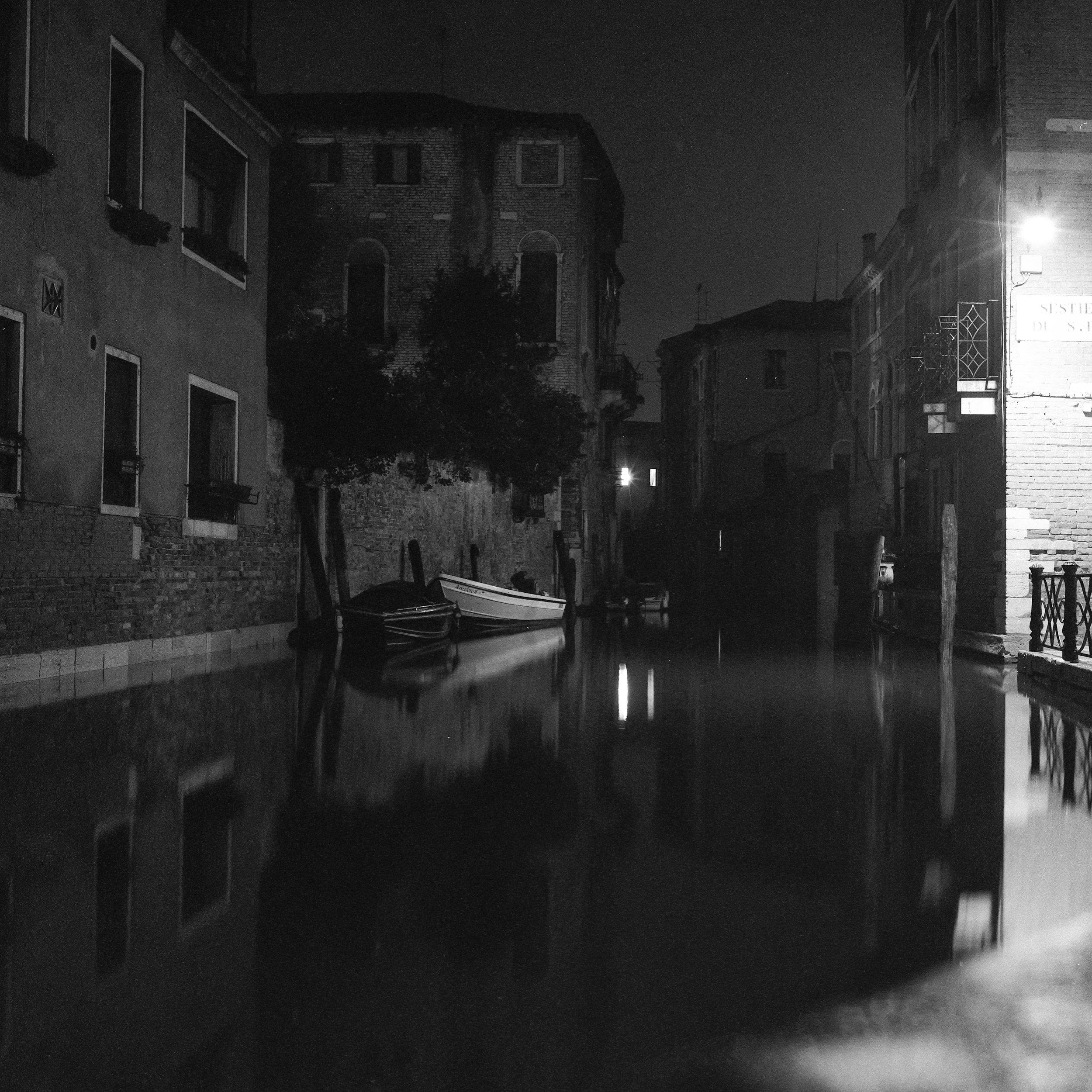 Venice....oh Venice Hasselblad 501c | Bergger Pancro 400